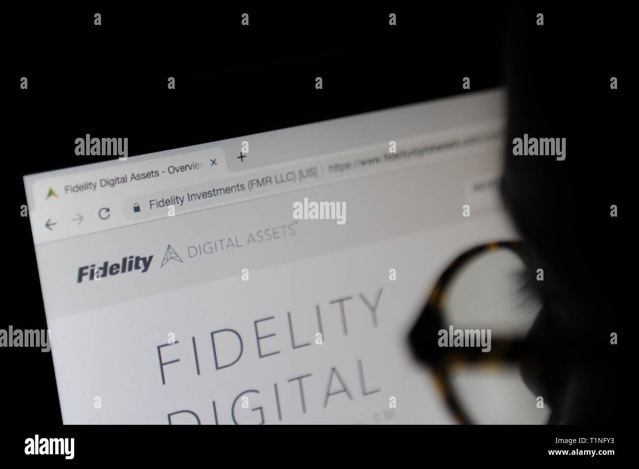 Fidelity Stock Photos & Fidelity Stock Images - Alamy