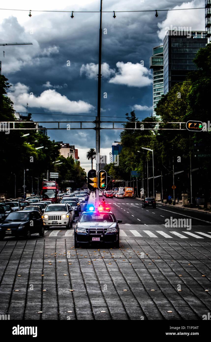 Traffic - Stock Image