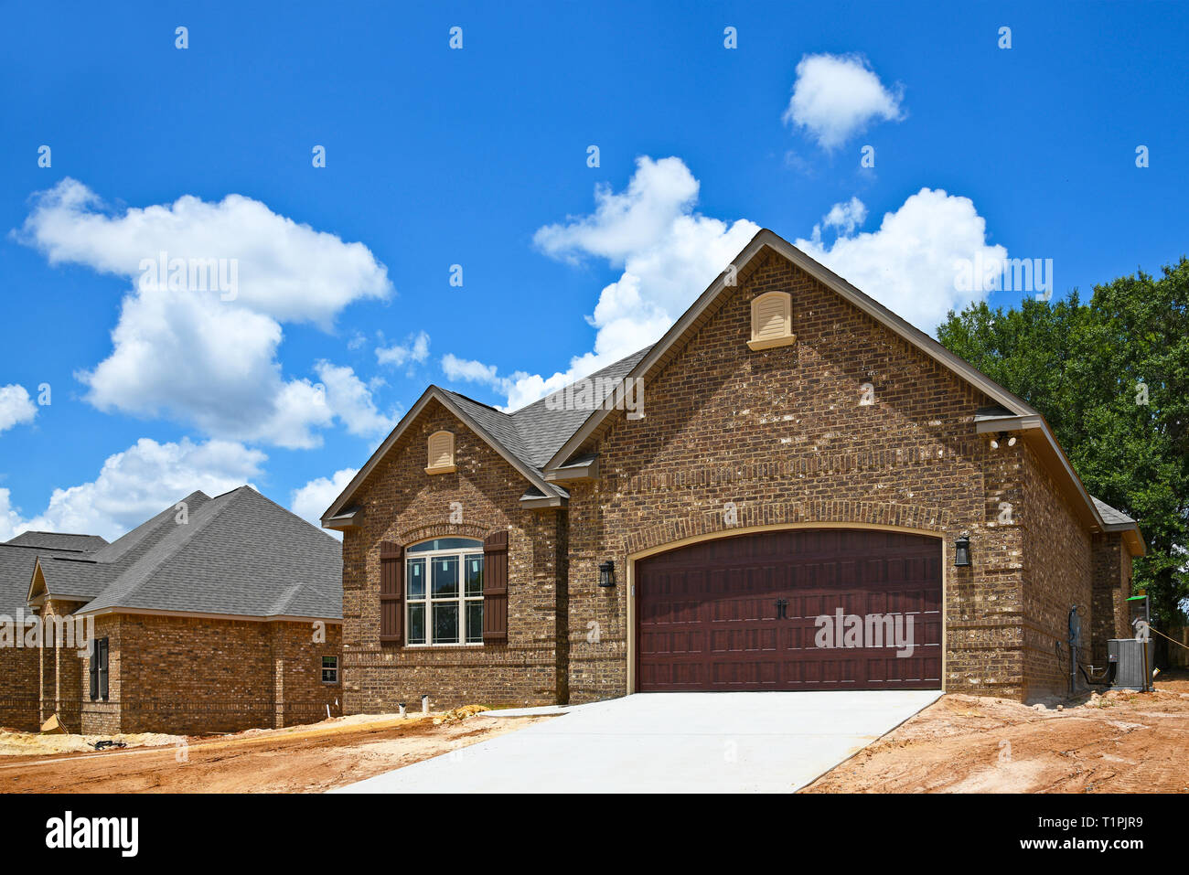 Ranch House Brick High Resolution Stock Photography And Images Alamy