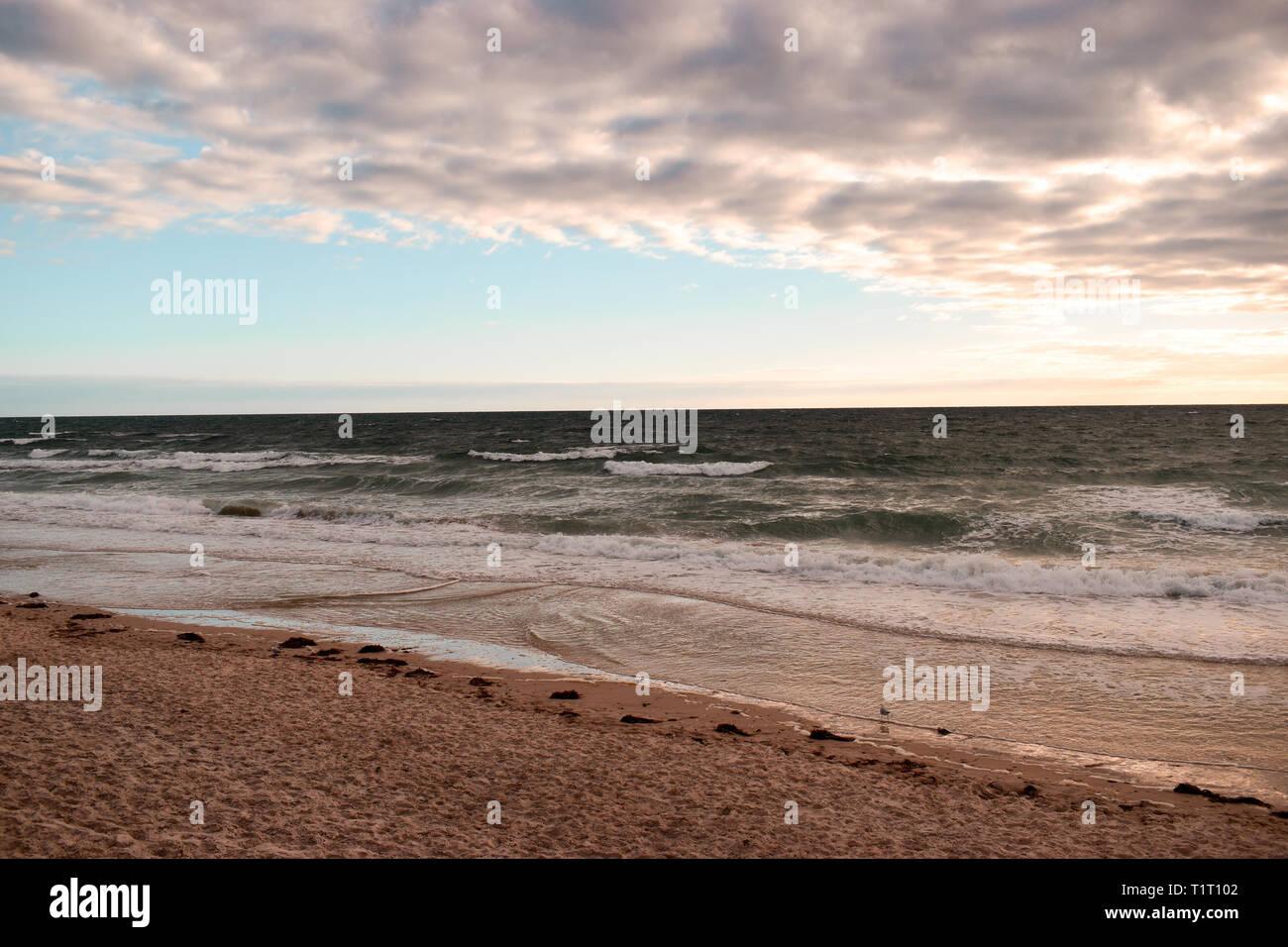 Henley Beach, South Australia - Stock Image