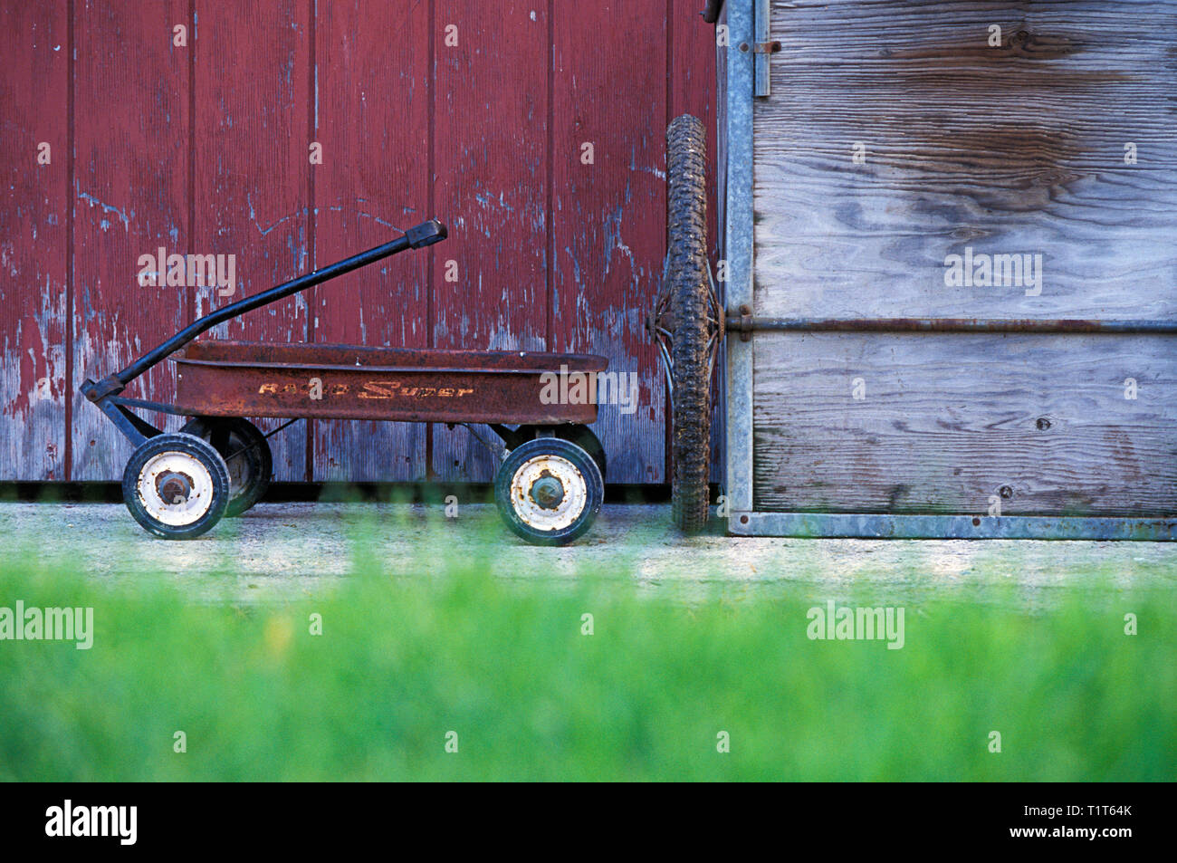 Radio Flyer High Resolution Stock Photography And Images Alamy