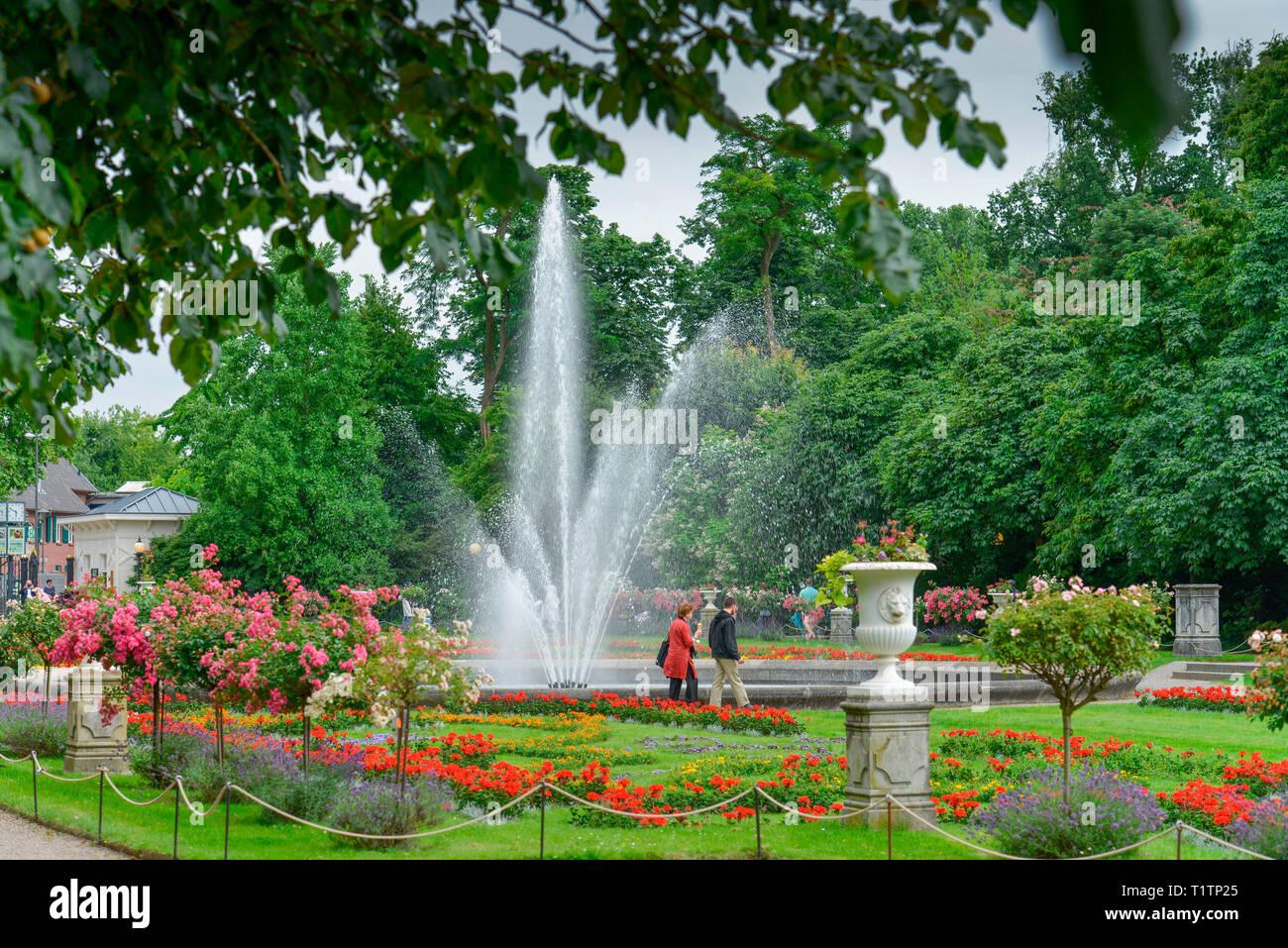 Flora, Botanischer Garten, Riehl, Koeln, Nordrhein-Westfalen Online