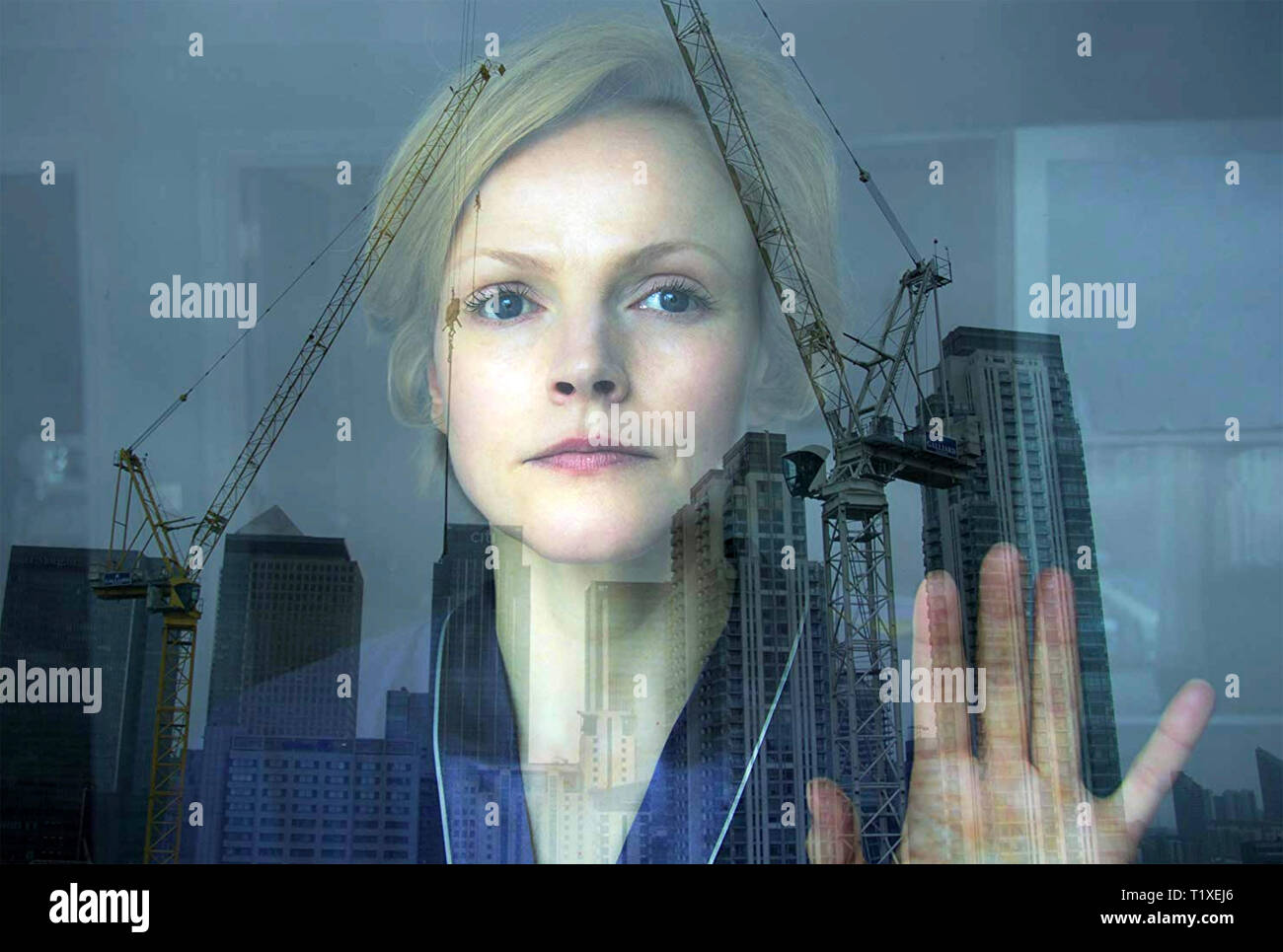 KEEPING ROSY 2014 Biog Rich Films production with Maxine Peake as Charlotte - Stock Image