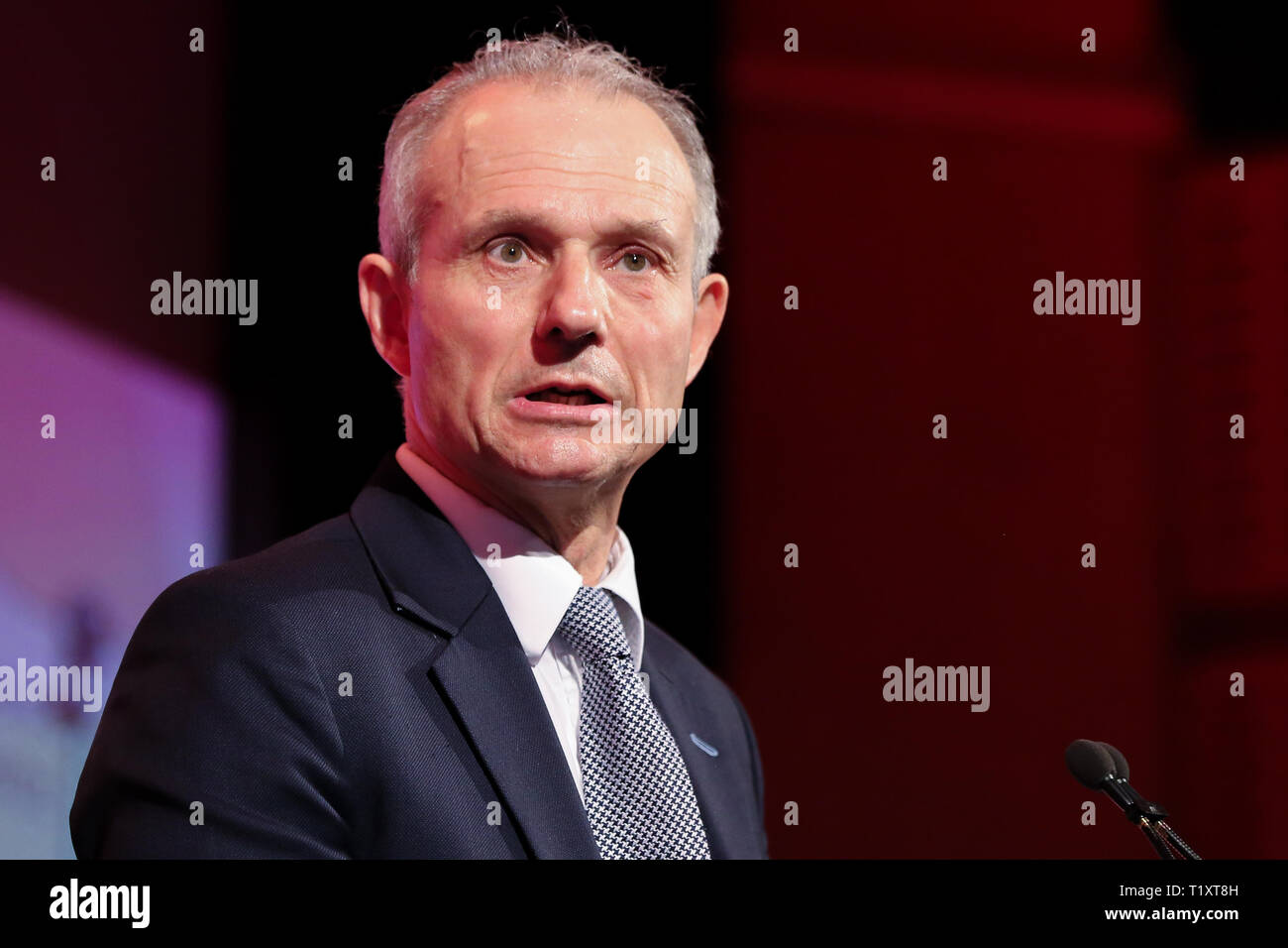 David Lidington MP - Minister ...