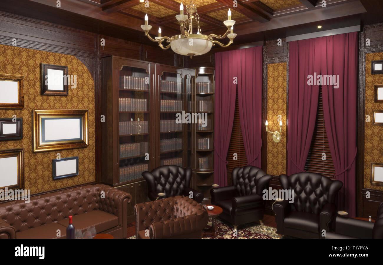 Fabulous Smoking Lounge Stock Photos Smoking Lounge Stock Images Inzonedesignstudio Interior Chair Design Inzonedesignstudiocom