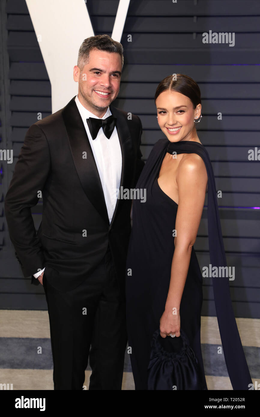 5a9906d89e2 Vanity Fair Oscar Party at the Wallis Annenberg Center for the Performing  Arts on February 24