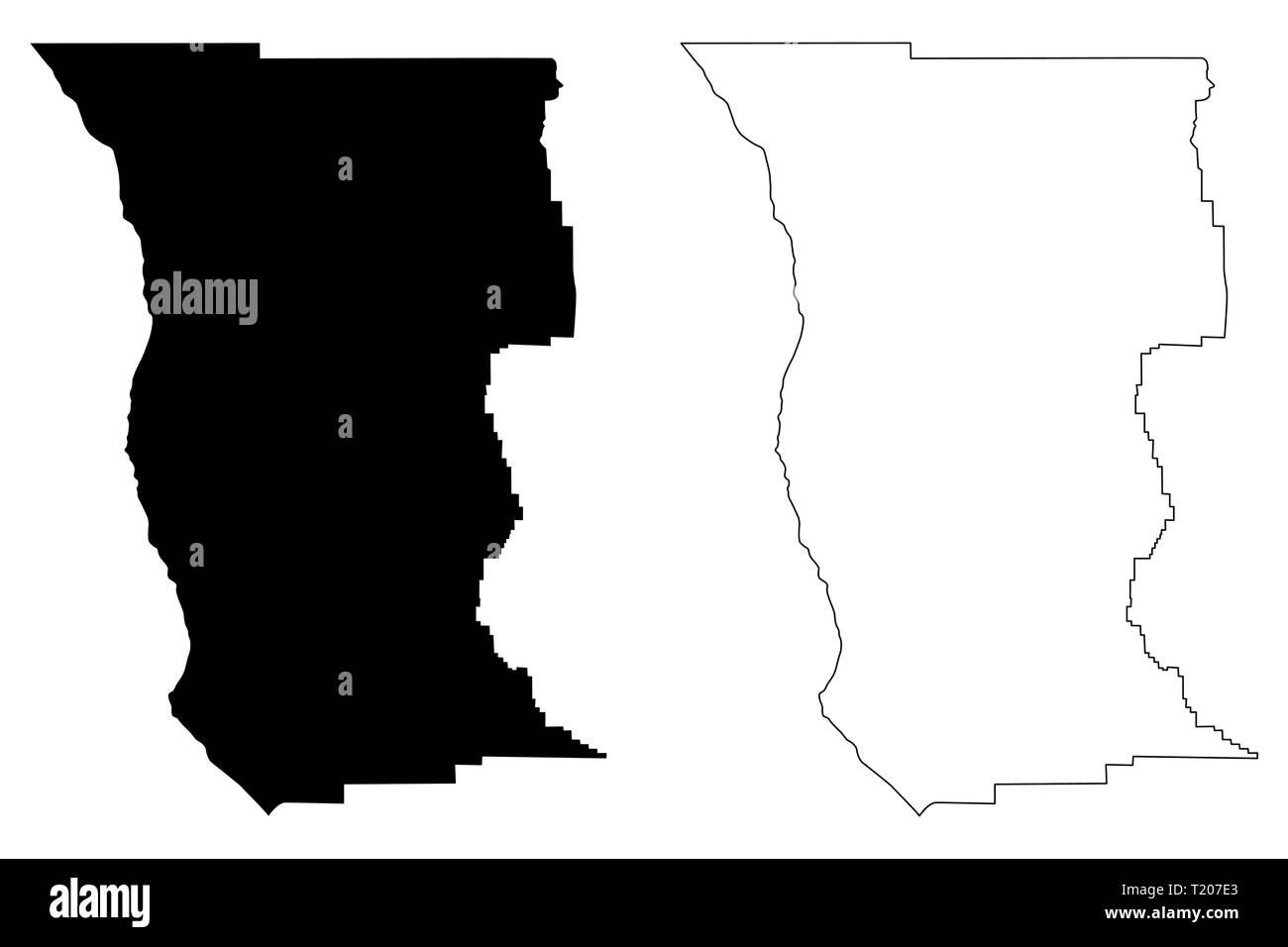 Mendocino County, California (Counties in California, United States ...