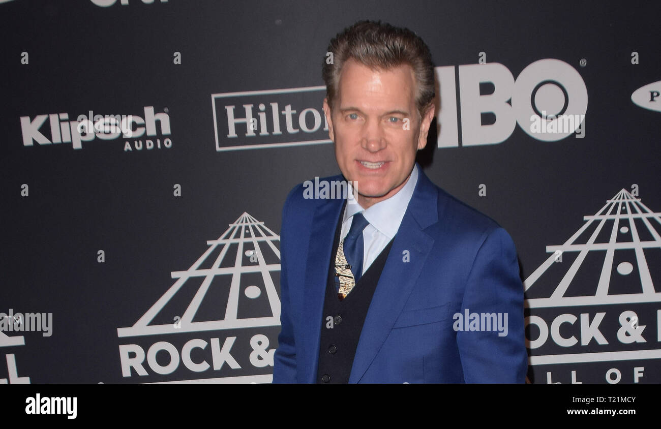 NEW YORK, NEW YORK - MARCH 29: Chris Isaak attends the 2019