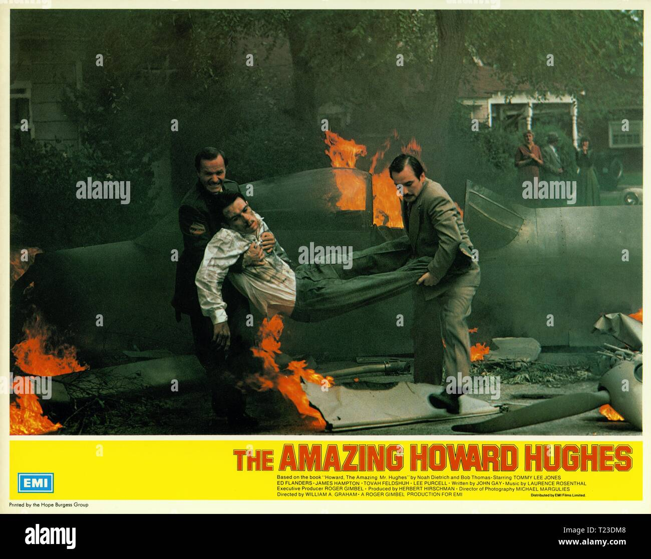 the amazing howard hughes 1977