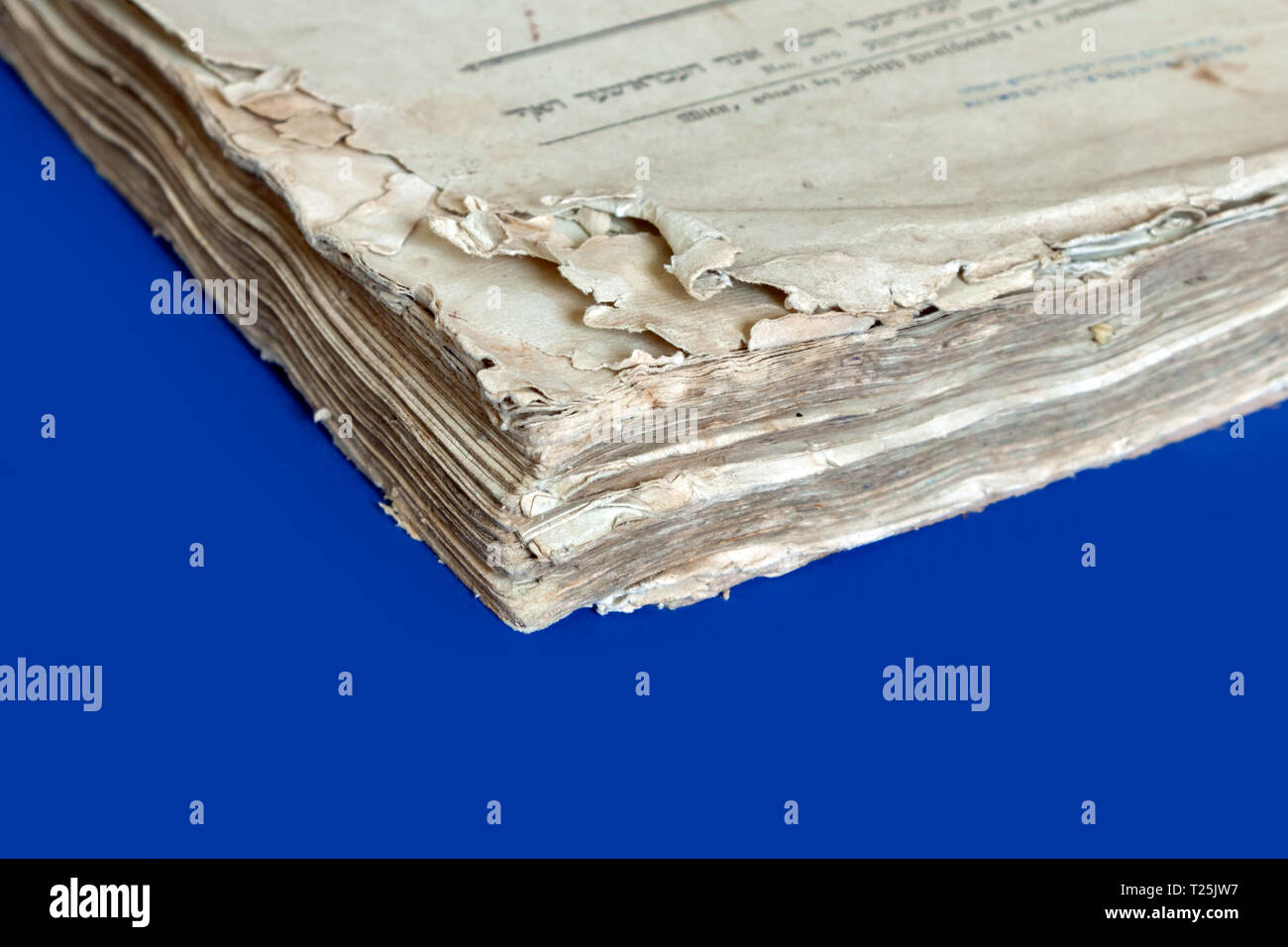 Talmud Page Stock Photos & Talmud Page Stock Images - Alamy