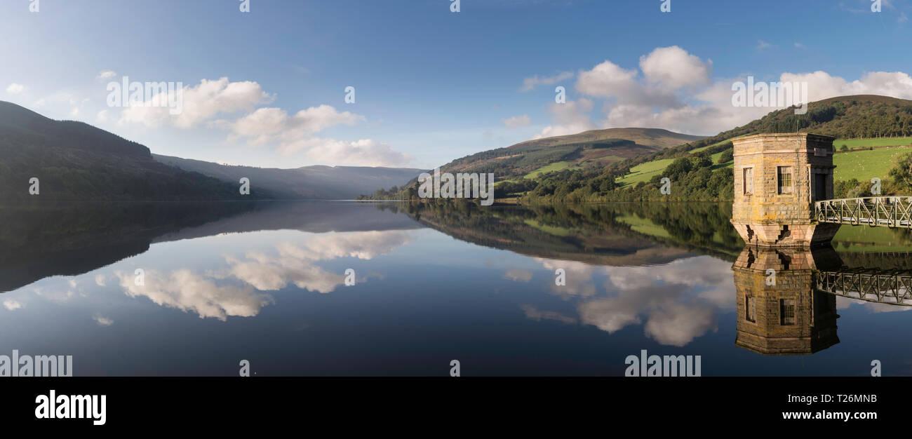 Talybont Reservoir - Stock Image