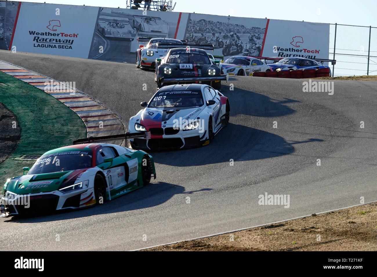 Laguna Seca Raceway >> Laguna Seca Raceway Monterey Usa 30th March 2019