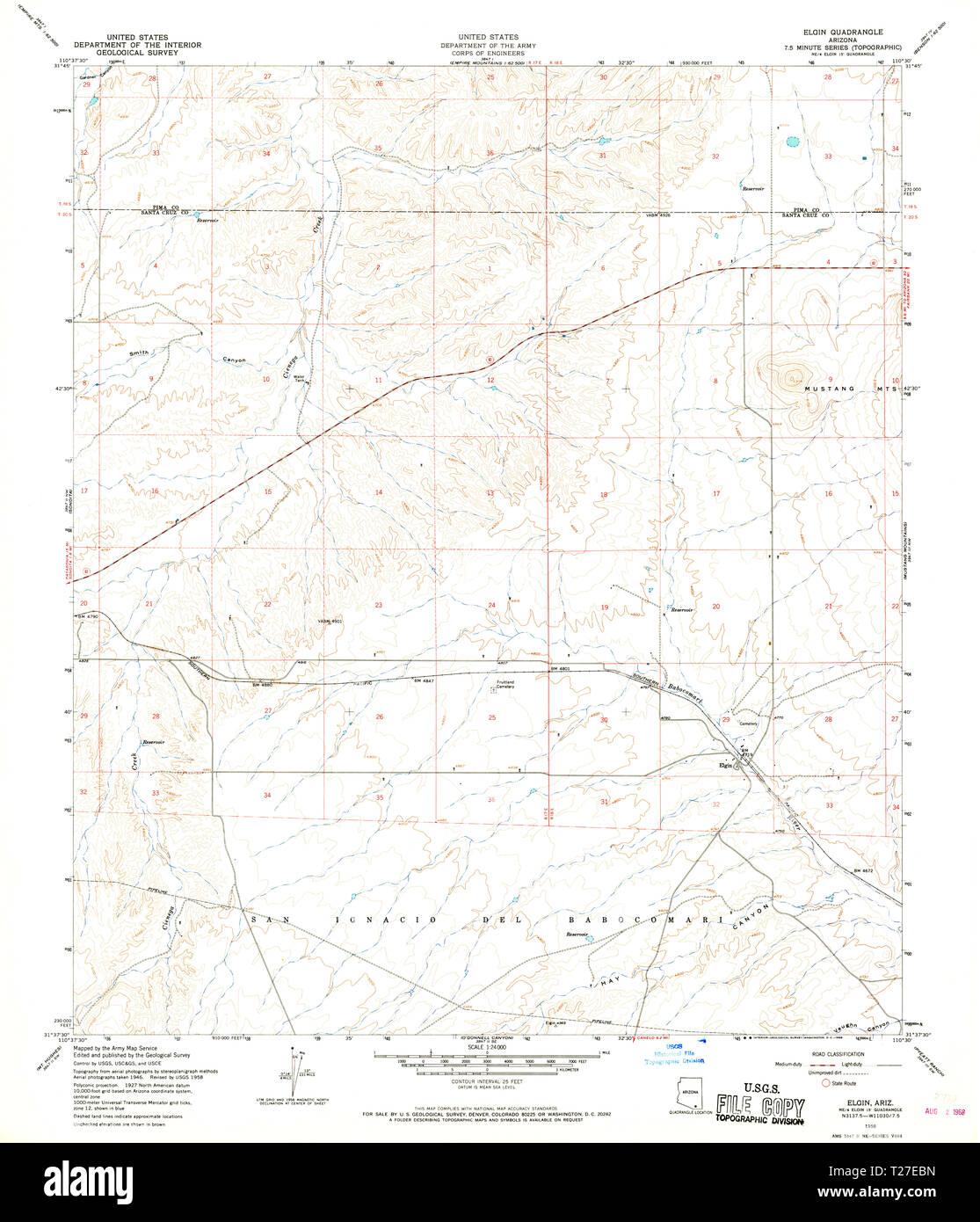 Map Of Elgin Arizona.Elgin Arizona Stock Photos Elgin Arizona Stock Images Alamy