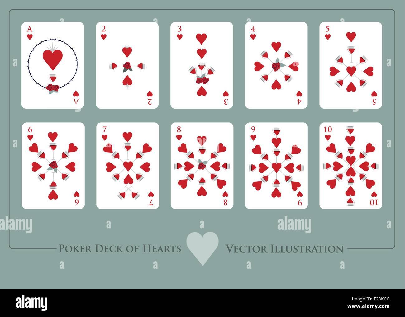 Tarot Cards Ace Cups Stock Photos & Tarot Cards Ace Cups