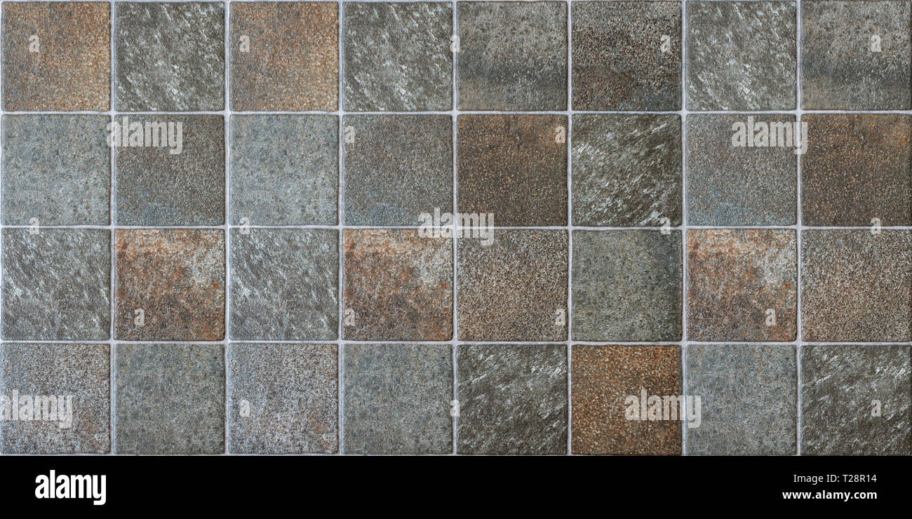 Panorama Of Floor Tile Texture And Background Stock Photo 242368144