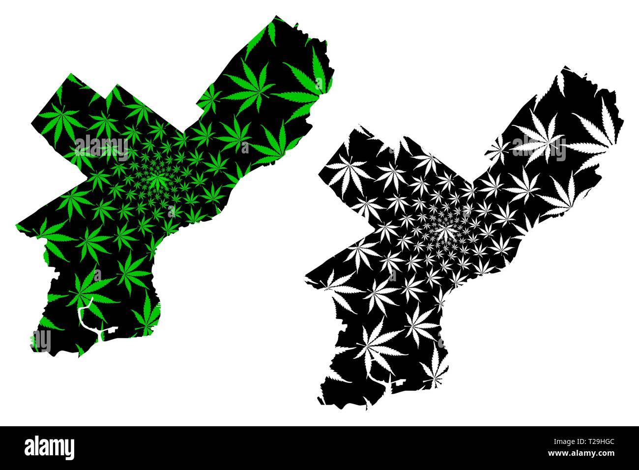 Philadelphia city (United States of America, USA, U.S., US ...