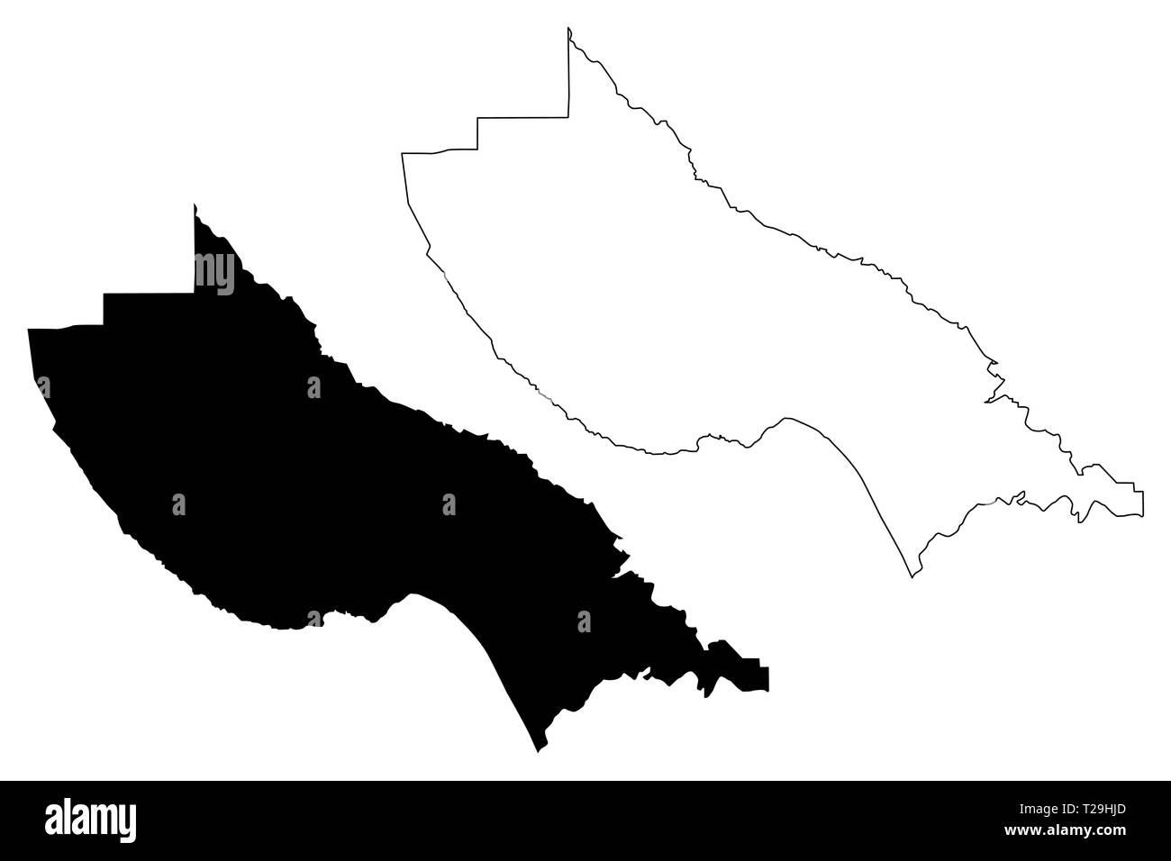 Santa Cruz County, California (Counties in California, United States ...