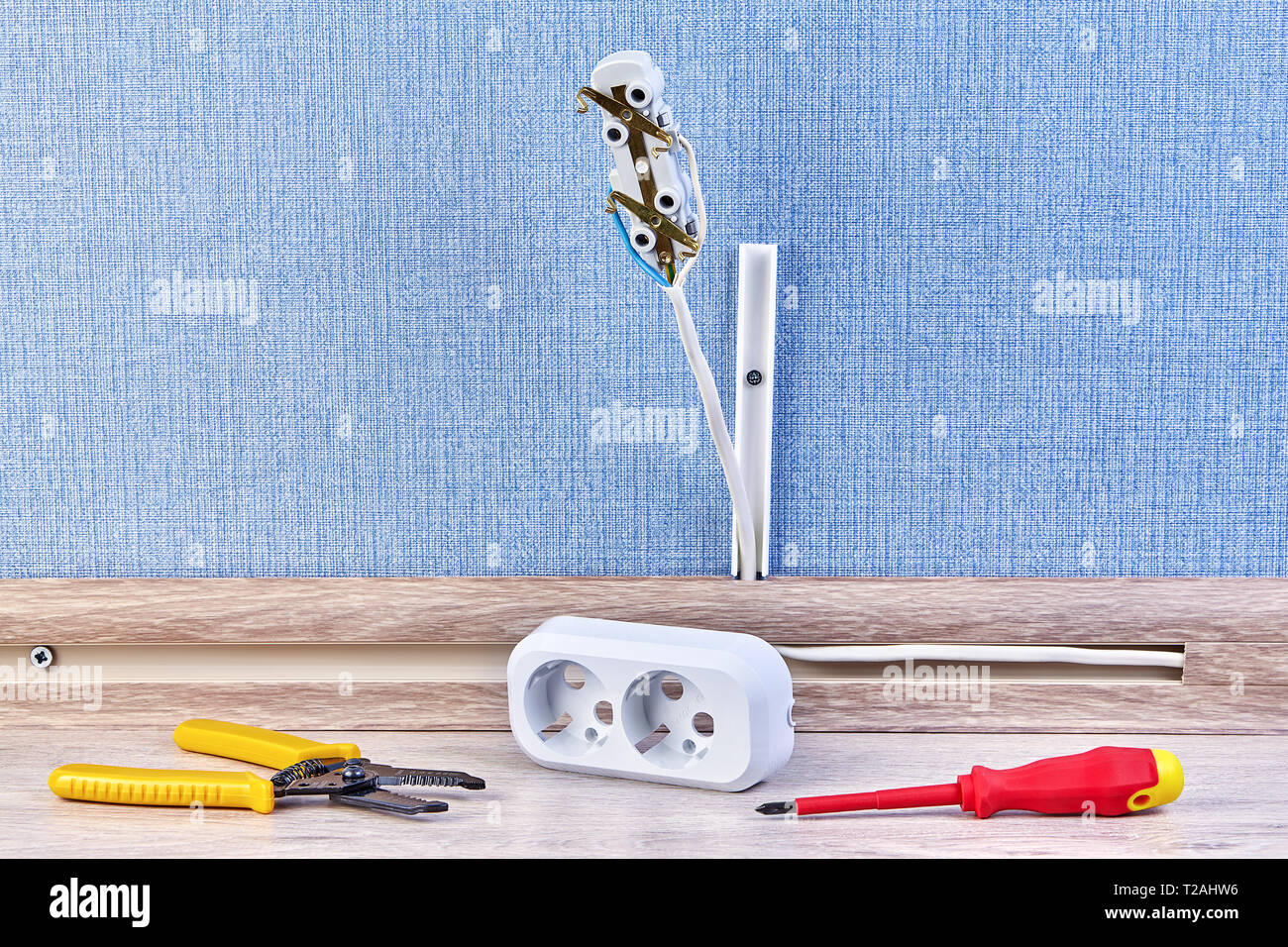 Swell Wiring Tools Stock Photos Wiring Tools Stock Images Alamy Wiring 101 Akebretraxxcnl