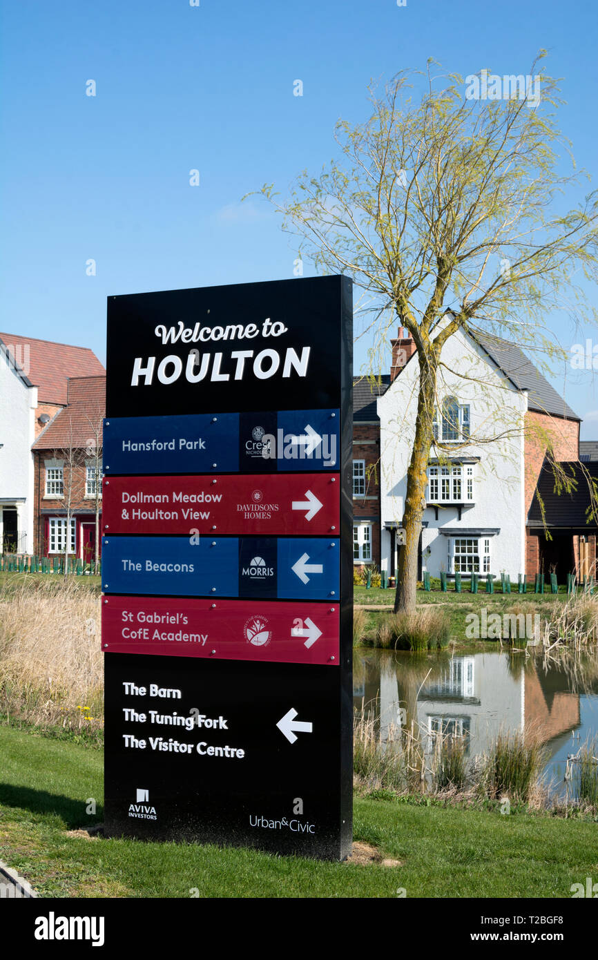 Houlton High Resolution Stock Photography And Images Alamy