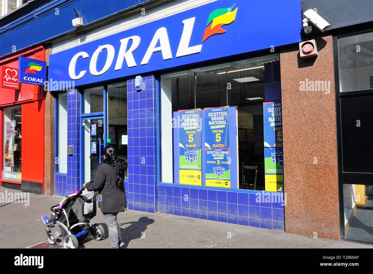 Coral betting shop redditch cinema horse betting rules each way lucky