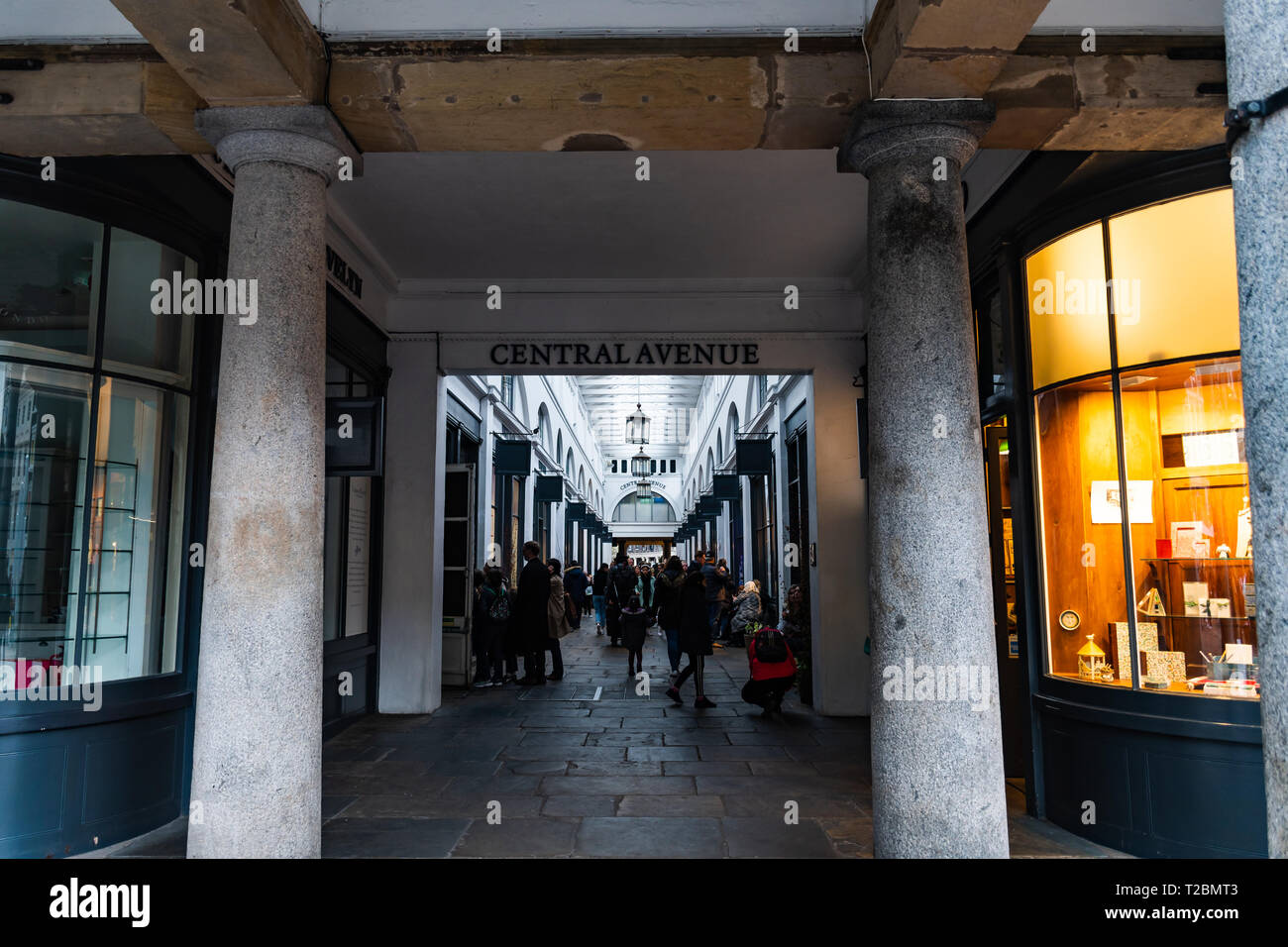 Coven Garden London - Stock Image