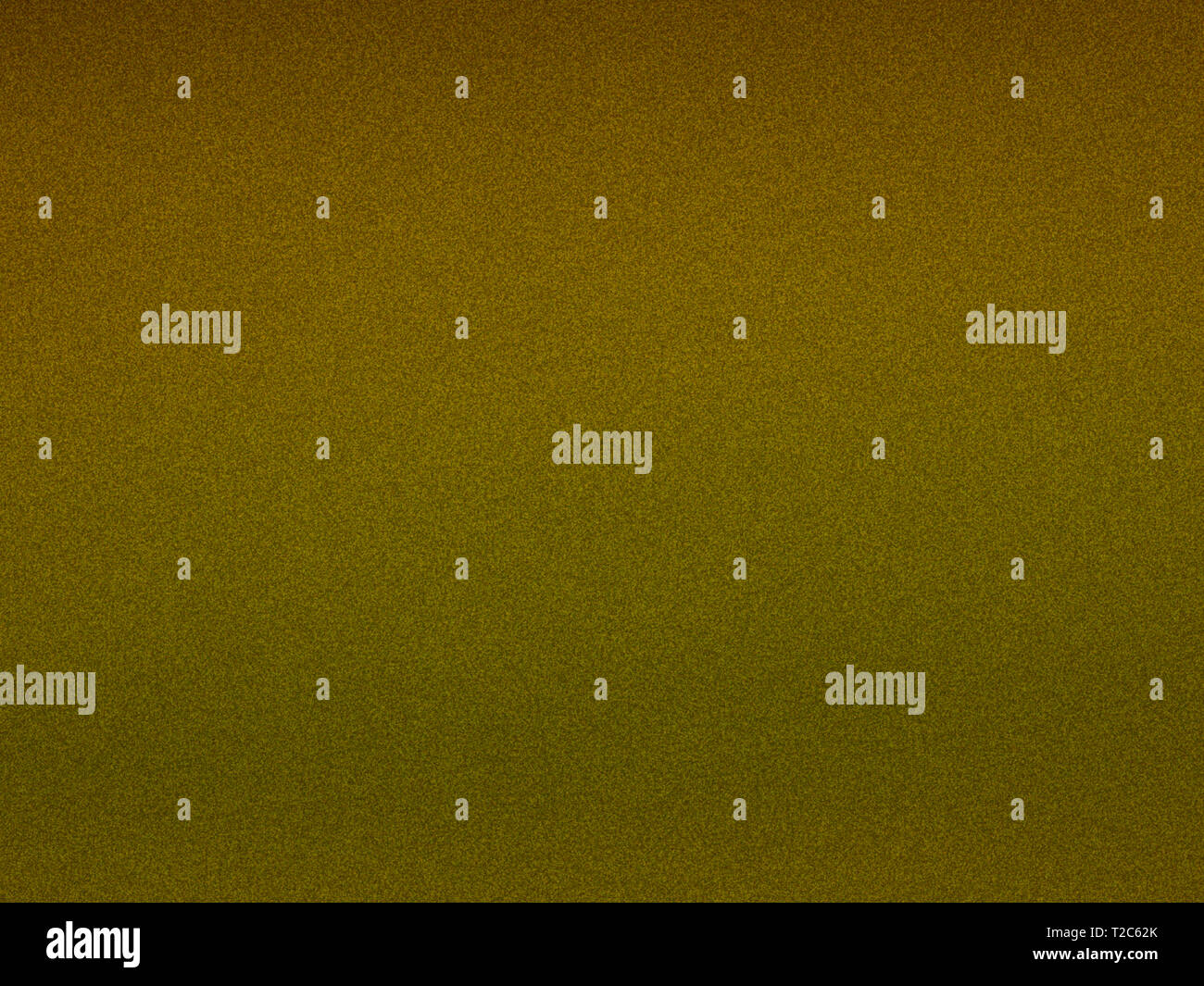 Grainy seamless background. Textured plain yellow color surface. - Stock Image