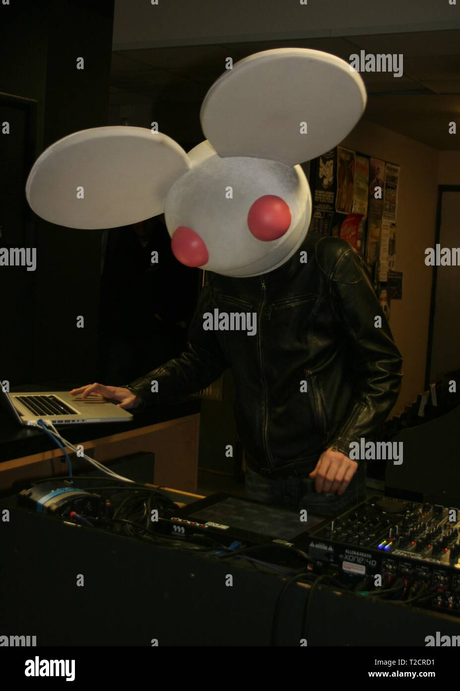 Joel Thomas Zimmerman, known professionally as Deadmau5, is