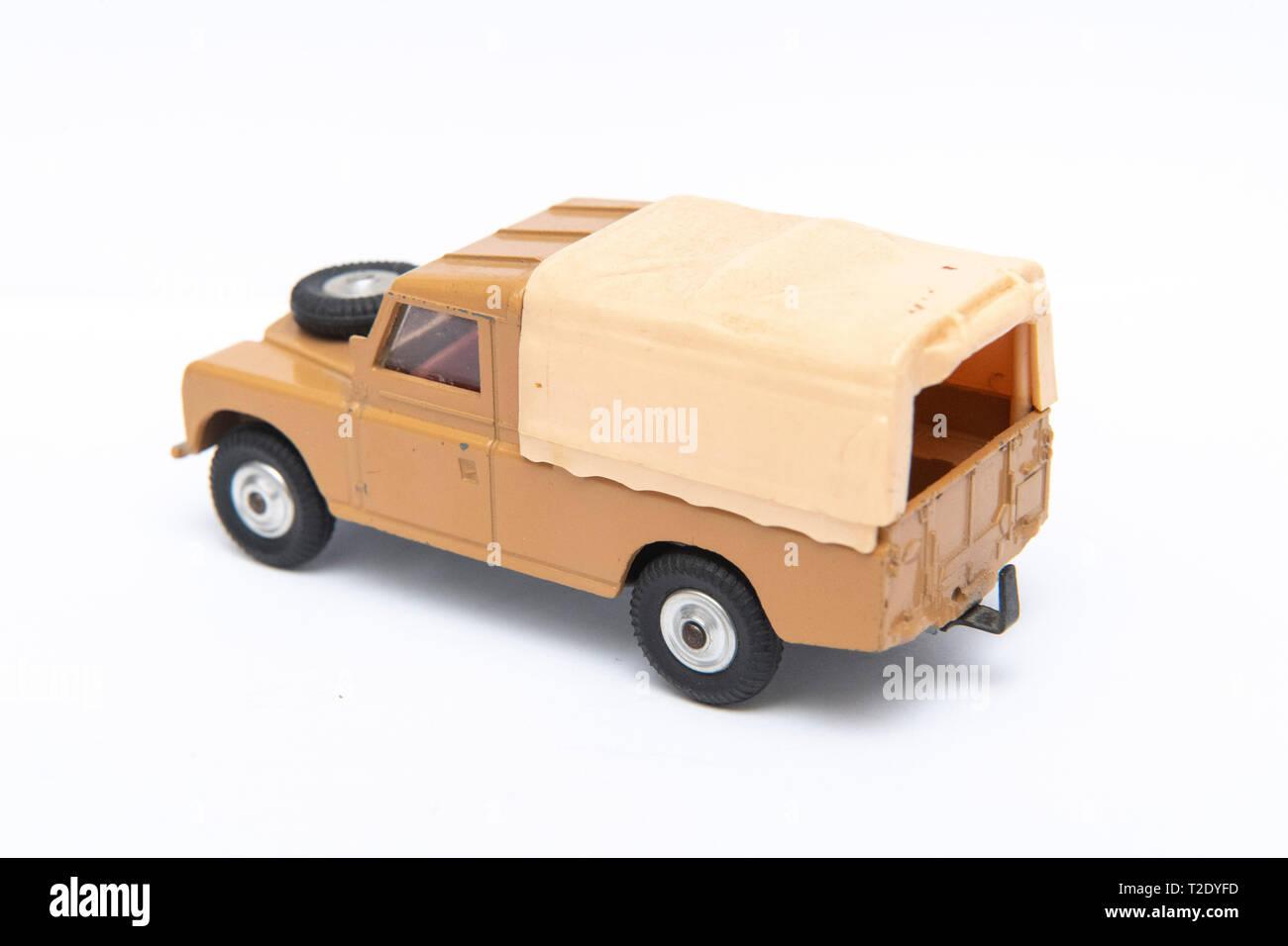 Corgi Toys Stock Photos & Corgi Toys Stock Images - Alamy