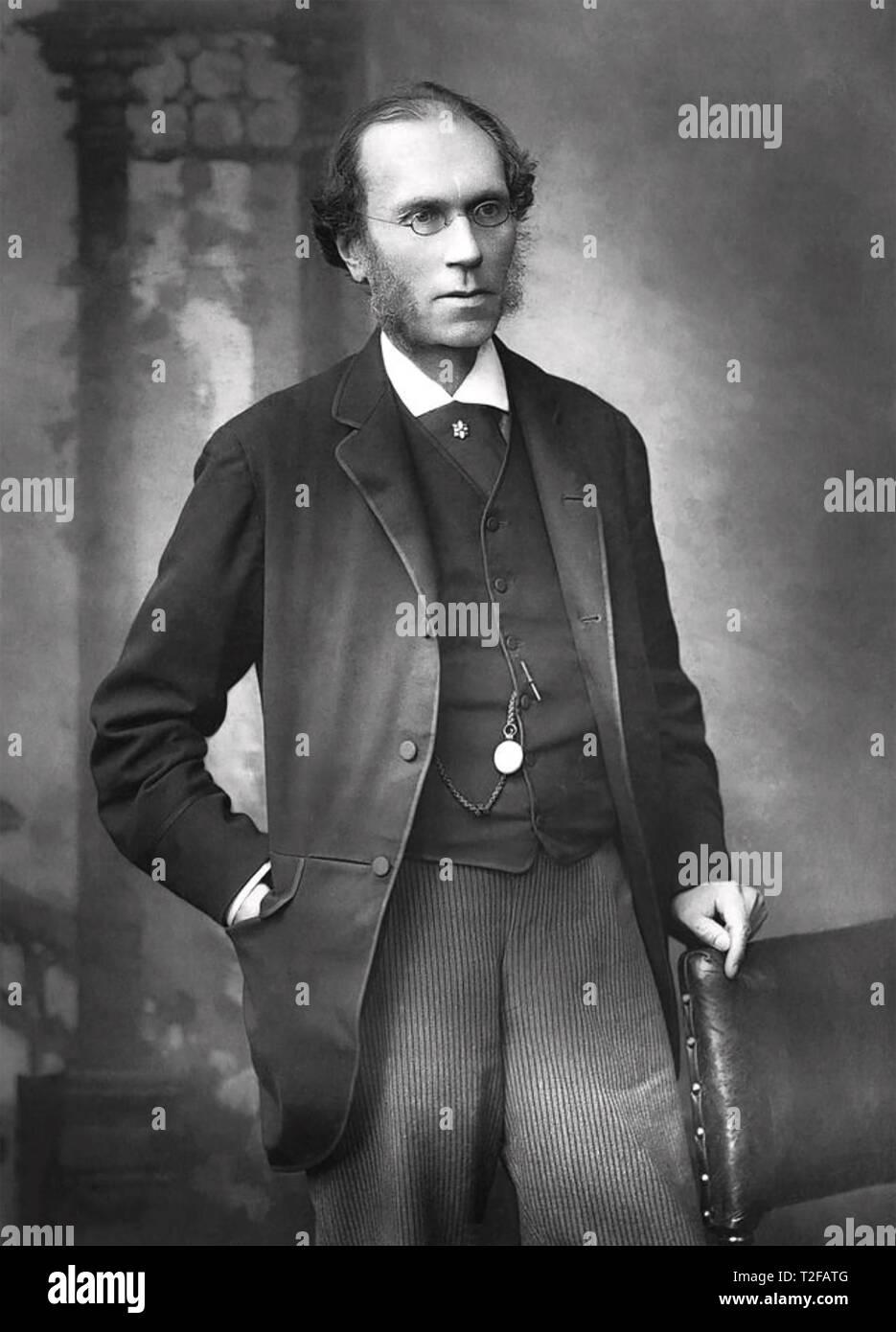 JAMES PAYN (1830-1898) English journalist and novelist - Stock Image