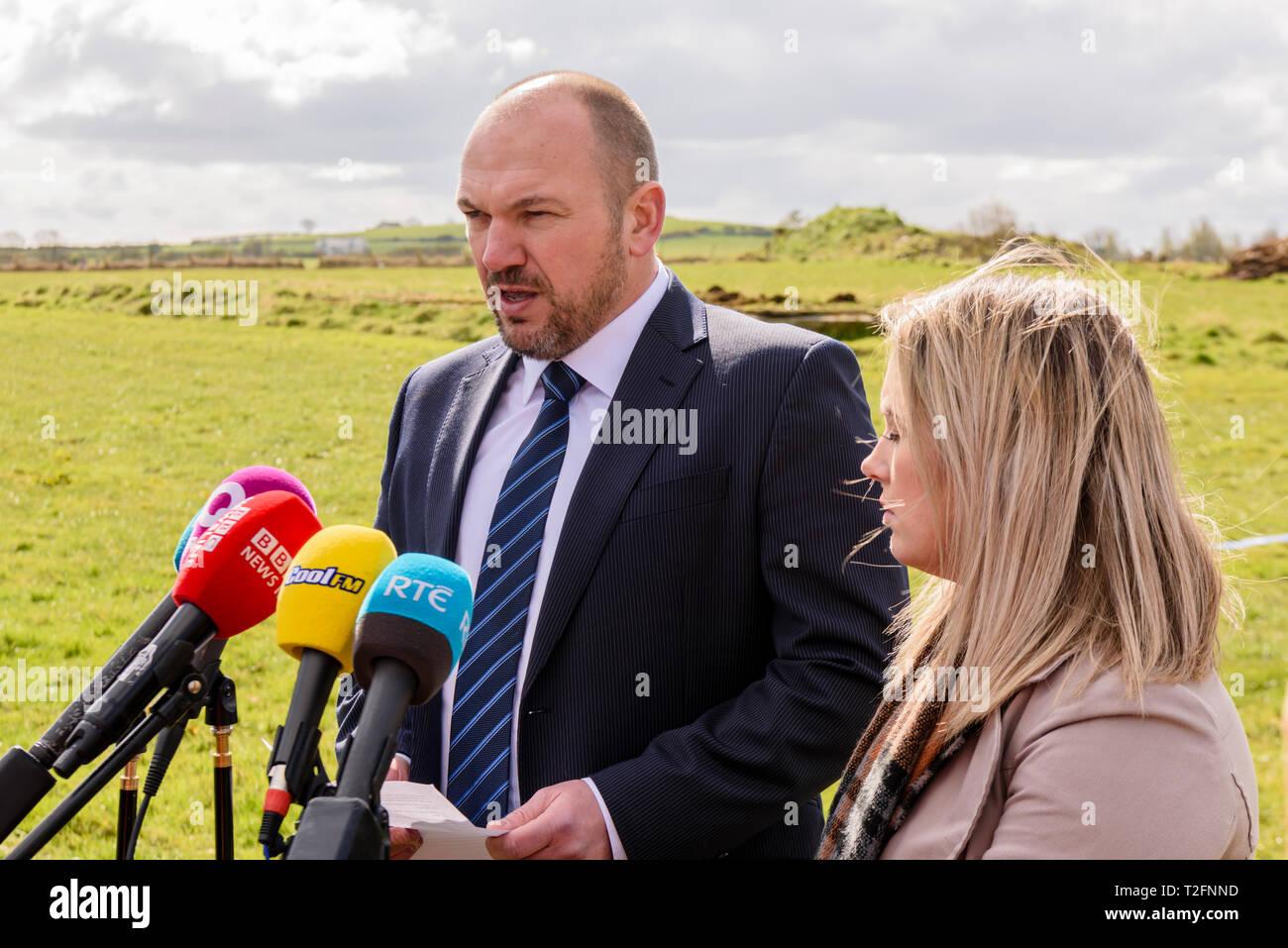Irish Superintendent Stock Photos & Irish Superintendent Stock