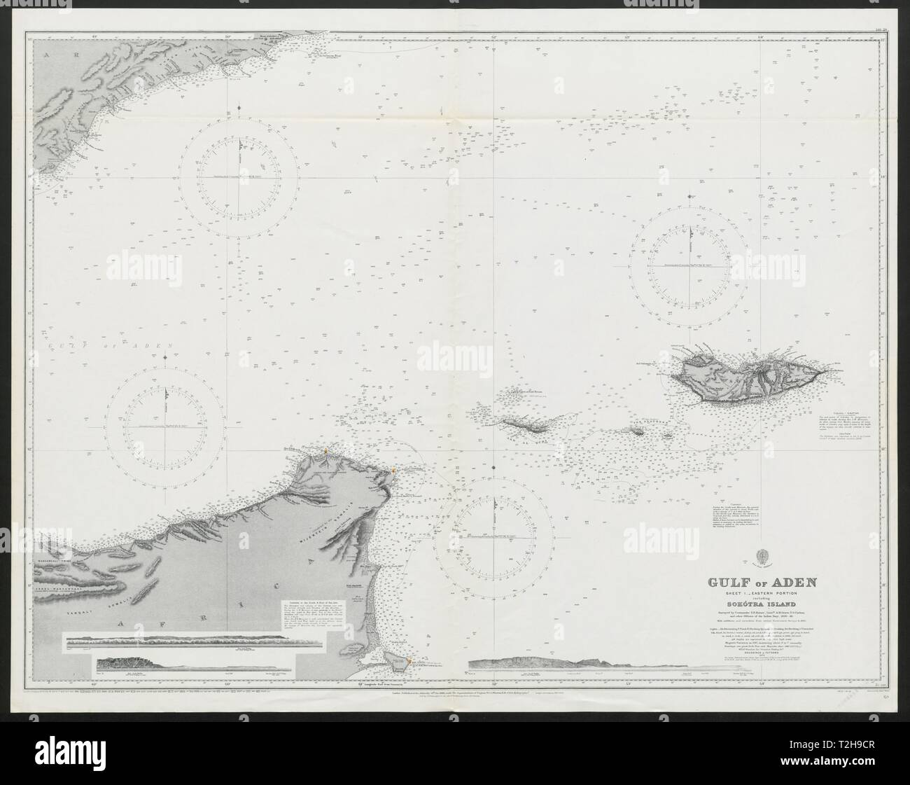 Old Sea Charts Stock Photos & Old Sea Charts Stock Images