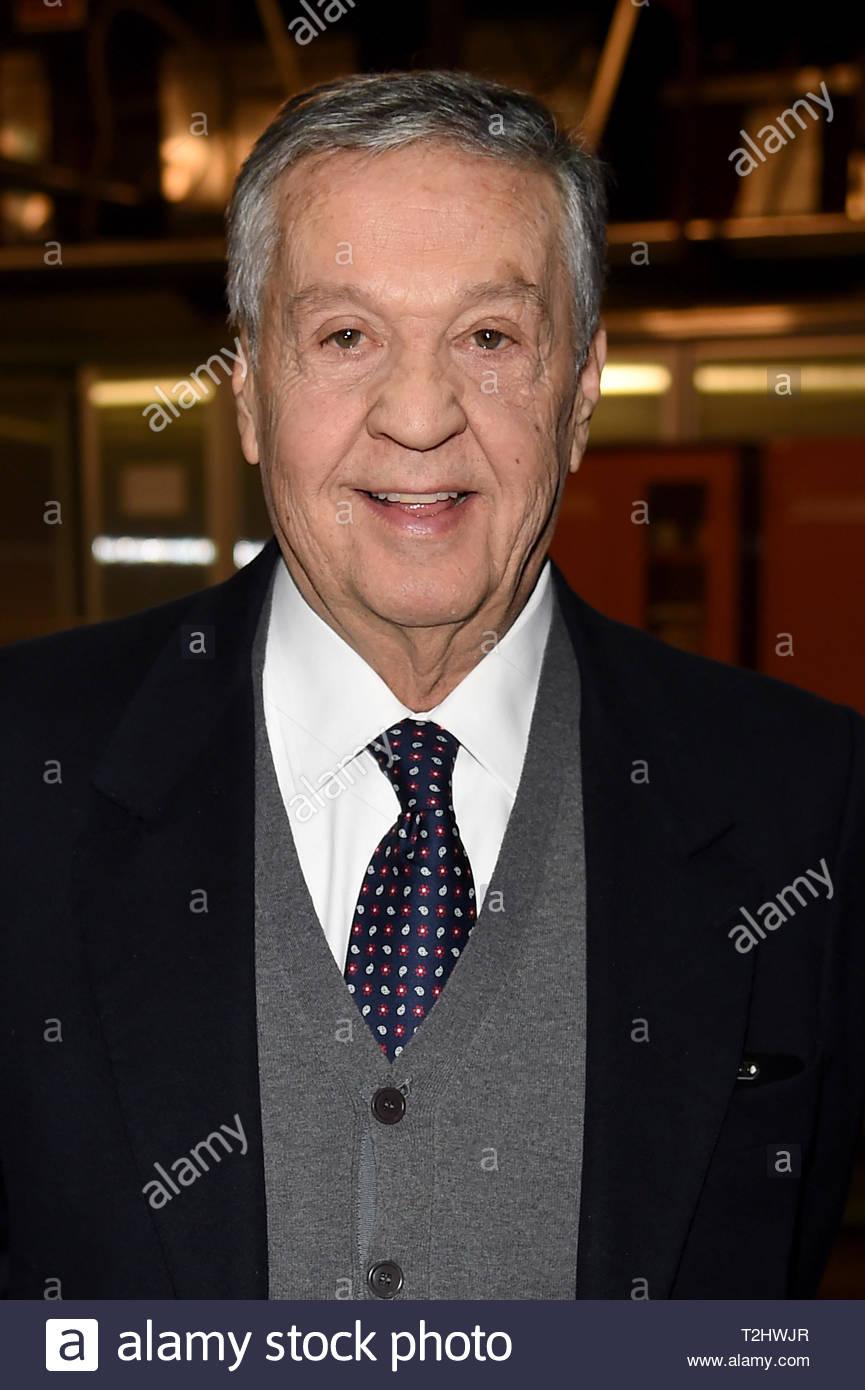 Renato Pozzetto milano, 24-03-2019 Stock Photo - Alamy
