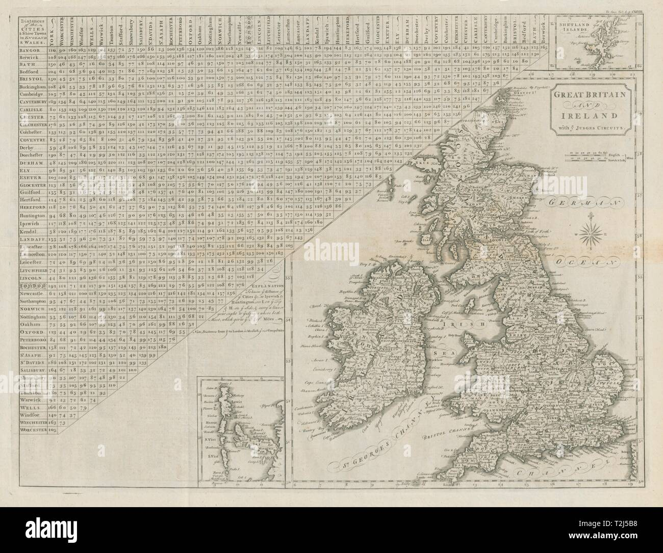 Original Outline Colour 1793 Sturdy Construction Antiques Antique County Map Of Somersetshire By John Cary