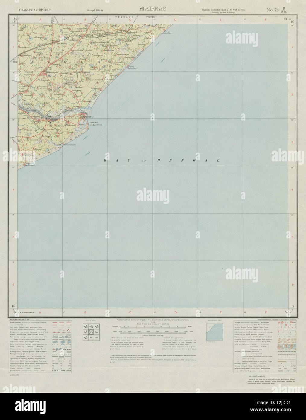 Andhra Pradesh Map Stock Photos & Andhra Pradesh Map Stock Images