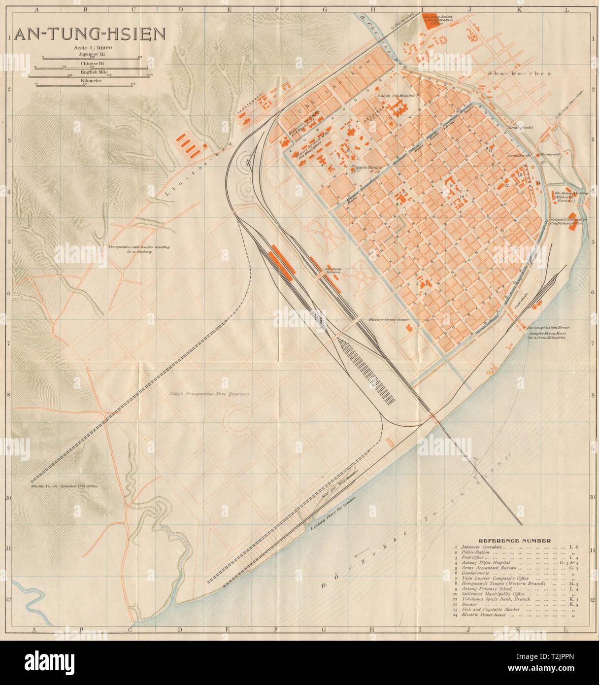 Pas-de-calais Art Maps, Atlases & Globes Calais Town Plan 1913 Old Antique Vintage Map Chart
