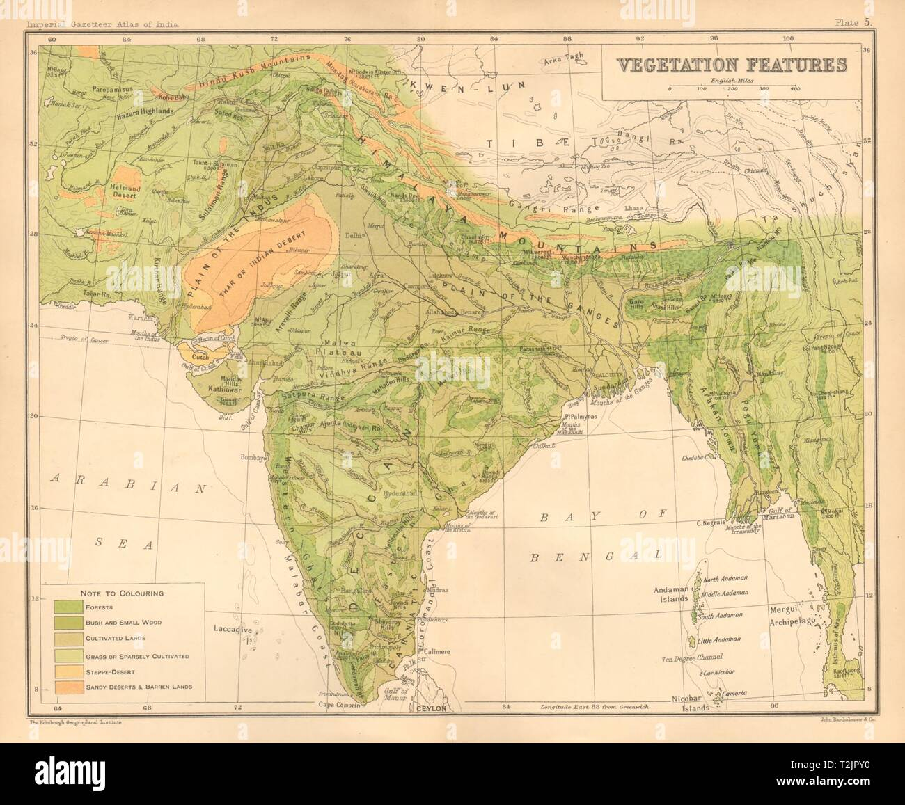SOUTH ASIA. BRITISH INDIA Vegetation forest bush desert ... on map of india states, map of malaysia and singapore, map of iran and neighboring countries, map of ancient india, map of india and tibet, map of china and bordering countries, map of india with cities, map of india and sri lanka, world map with countries, map of nepal and tibet, map of japan and neighboring countries, map of asia, map of the country of india, map of india and mountains, map of africa, map of india now, map of india and singapore, map of countries surrounding china, map of austria with surrounding countries, map of india and saudi arabia,