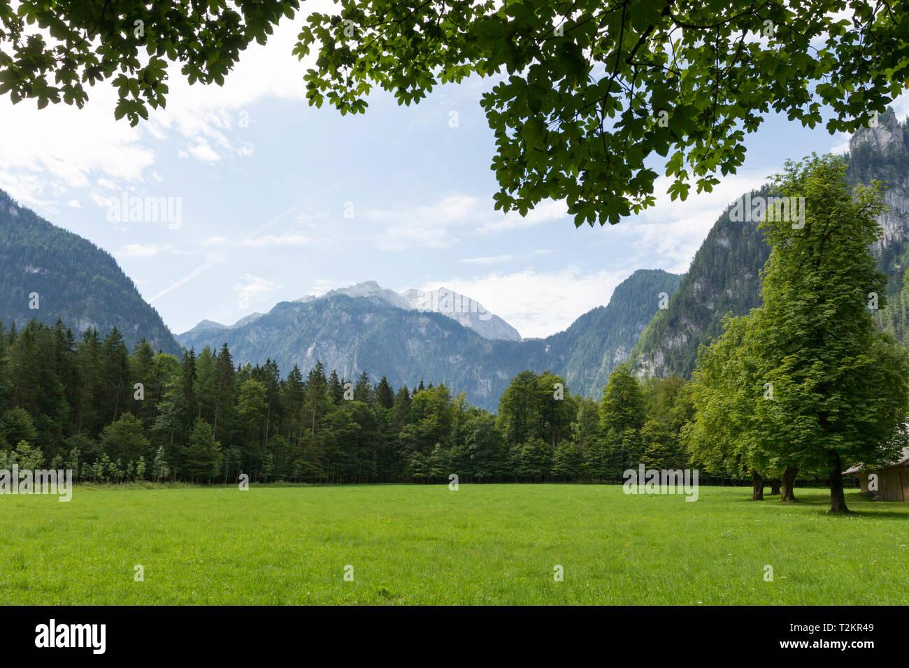 Koenigssee - Stock Image