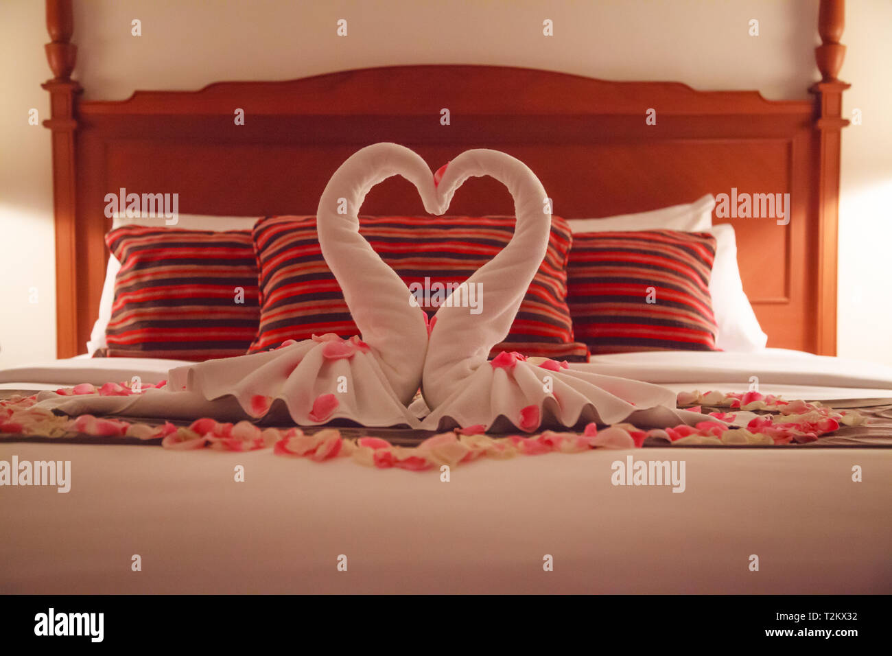 Romantic Bedroom High Resolution Stock Photography And Images Alamy