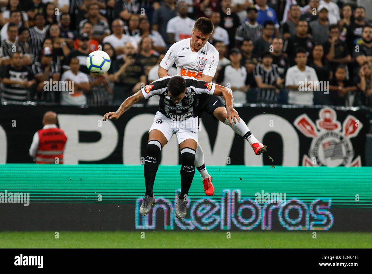 Sao Paulo Sp 03 04 2019 Corinthians X Ceara Ramiro During The Match Between Corinthians And Ceara Held At The Corinthians Arena East Zone Of Sao Paulo The Match Is Valid For