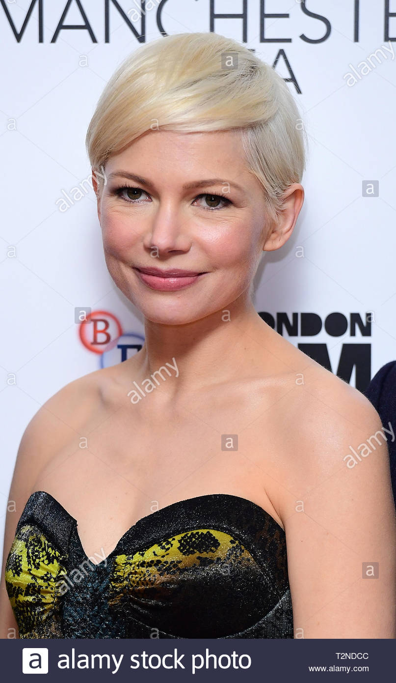 File photo dated 08/10/16 of Michelle Williams, who has said she felt 'paralysed' after discovering All The Money In The World co-star Mark Wahlberg had earned vastly more than her to re-shoot portions of the film. - Stock Image