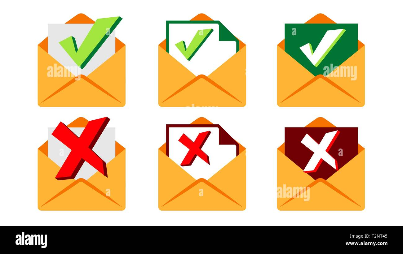 Sent Vector. Email Document Message Sent. Fast Delivery. Post Illustration - Stock Image