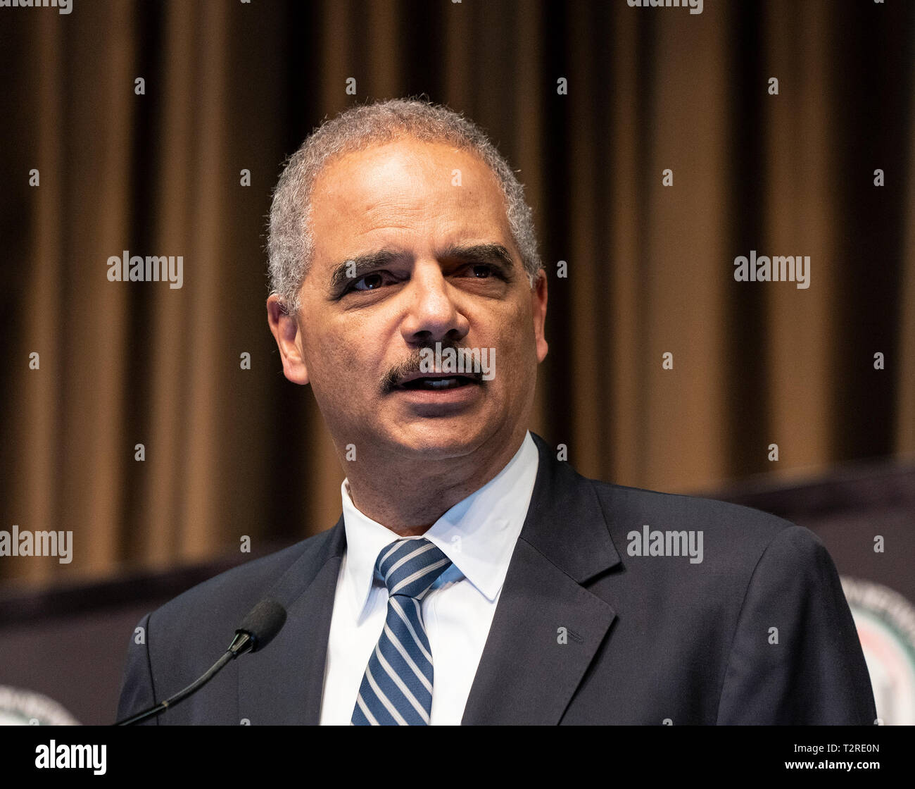 New York, United States  03rd Apr, 2019  82nd US Attorney