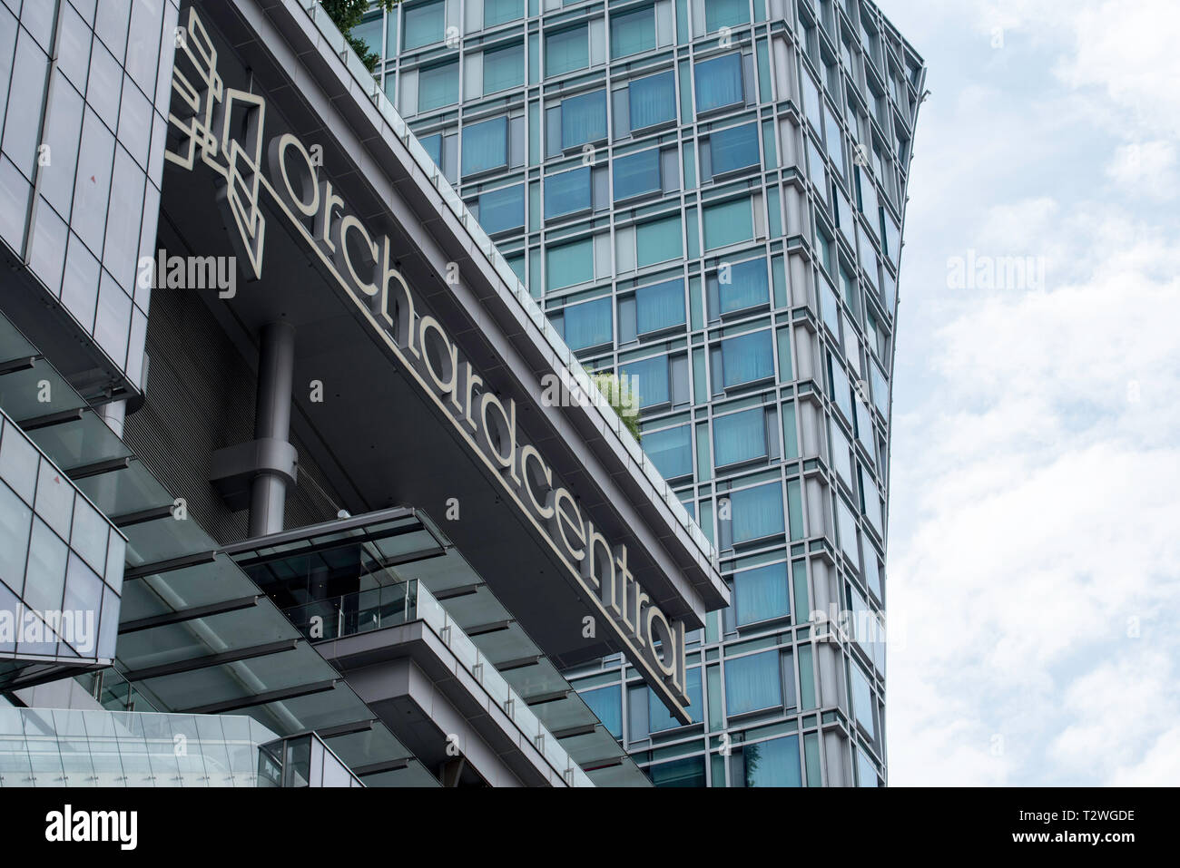 Multi Story Mall High Resolution Stock Photography and Images - Alamy
