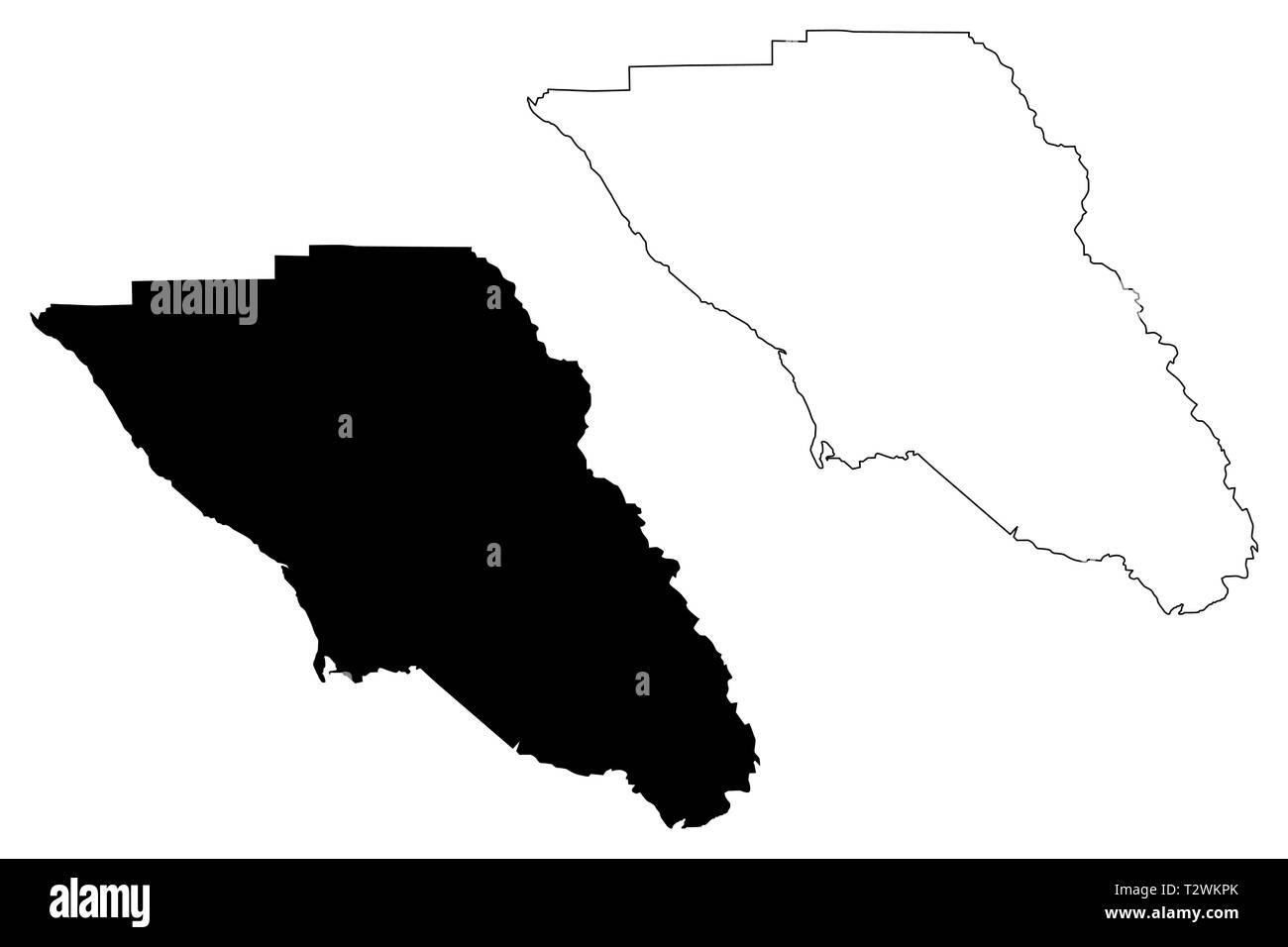 Sonoma County, California (Counties in California, United ...