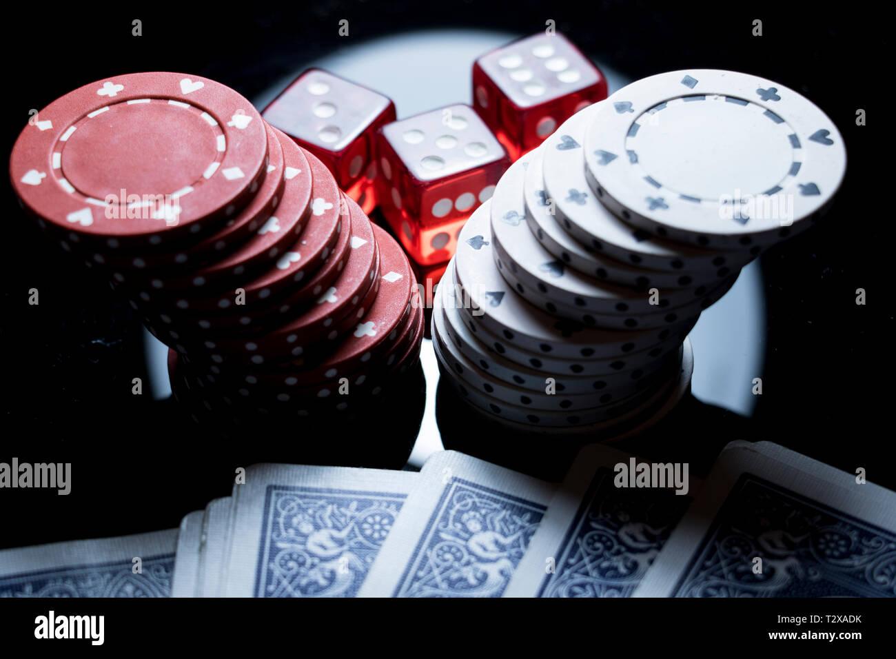 um geld spielen