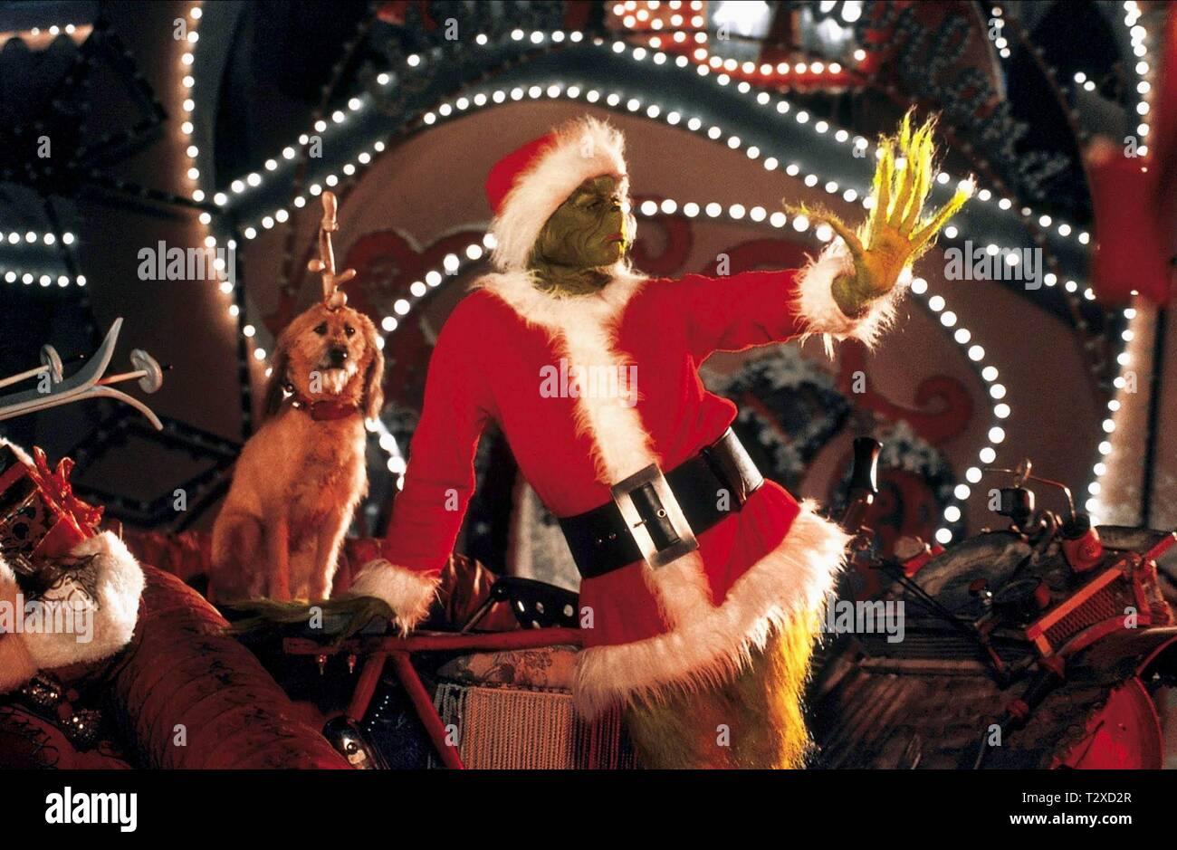 How The Grinch Stole Christmas 2000 Characters.Max The Dog Jim Carrey How The Grinch Stole Christmas