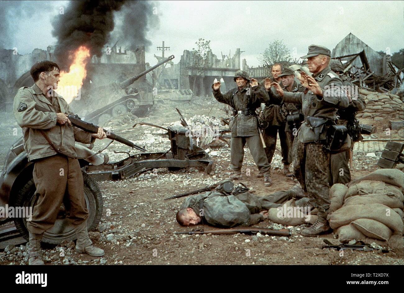Jeremy Davies Saving Private Ryan 1998 Stock Photo Alamy