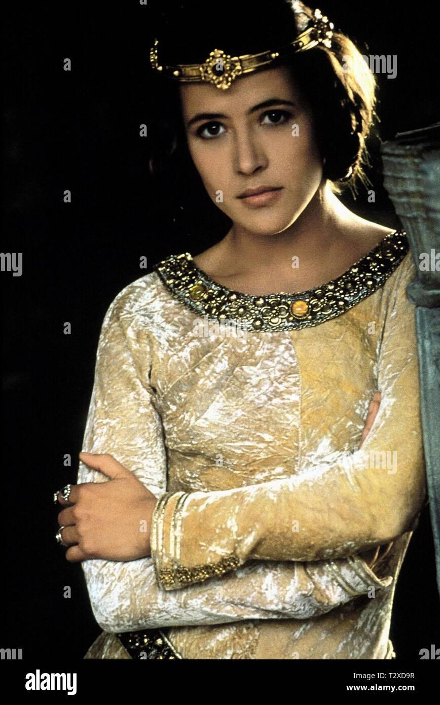 SOPHIE MARCEAU, BRAVEHEART, 1995 - Stock Image