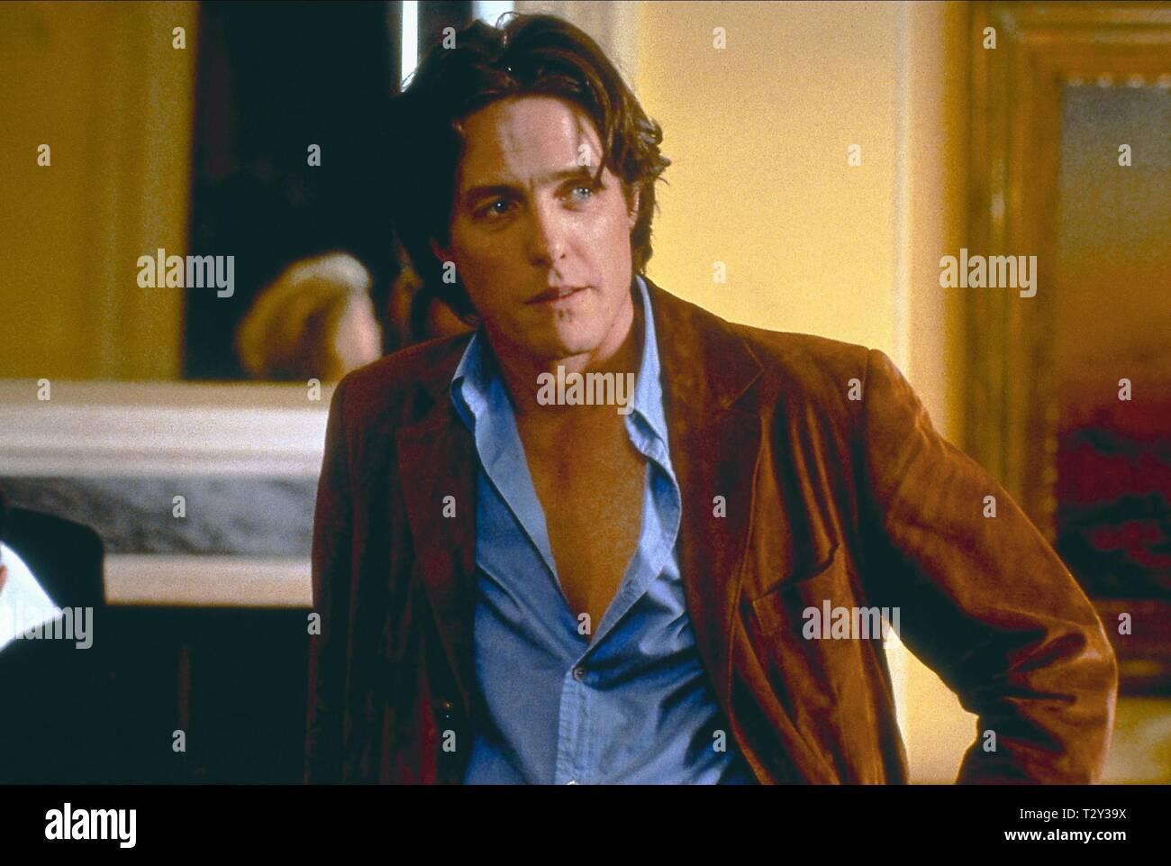 Hugh Grant Bridget Jones S Diary 2001 Stock Photo Alamy