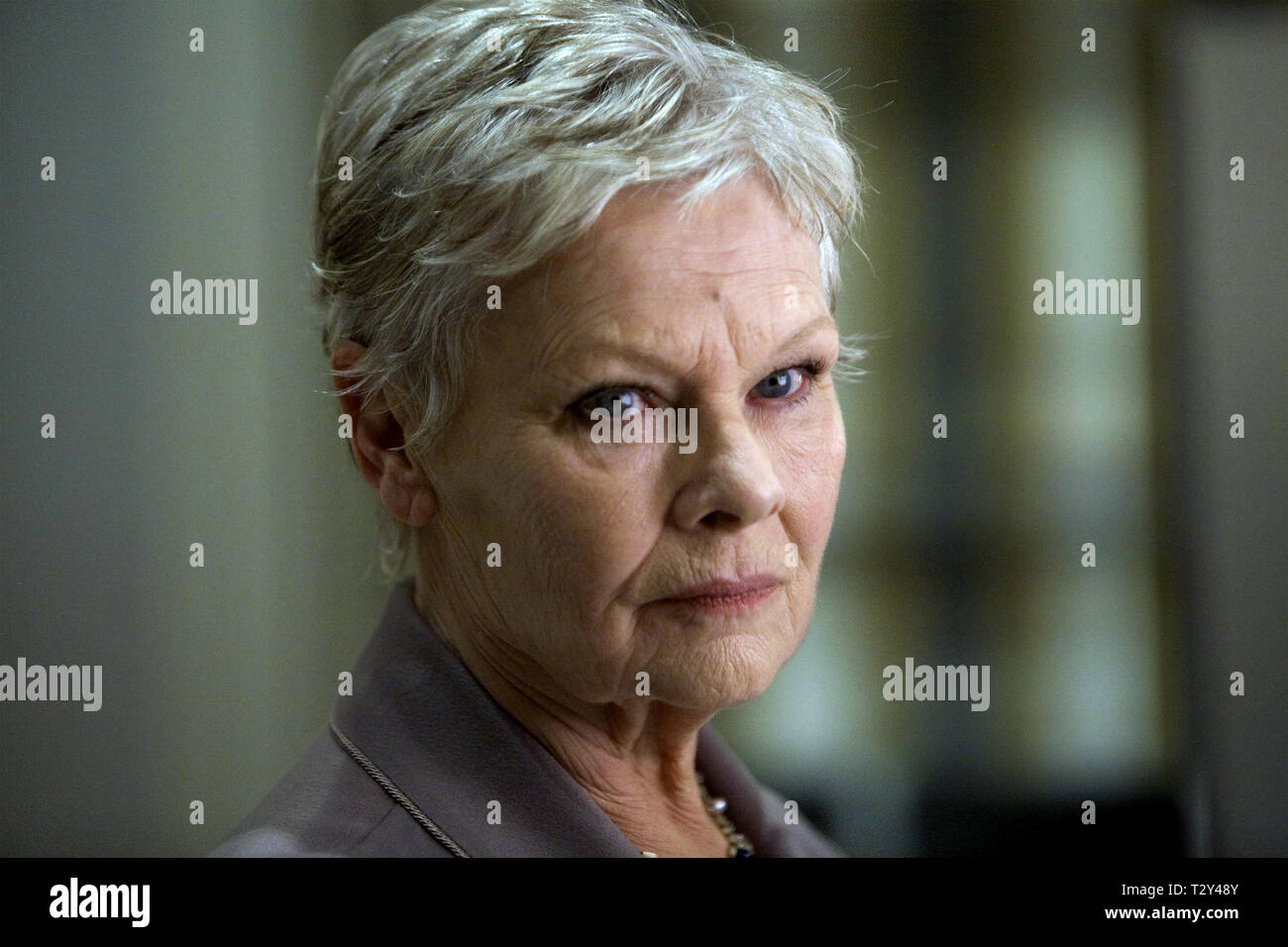 JUDI DENCH,  QUANTUM OF SOLACE, 2008 - Stock Image